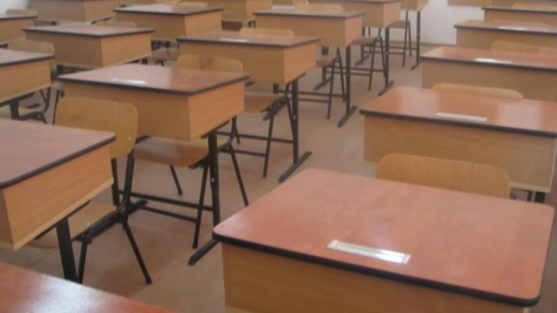 Scene șocante au fost filmate într-o școală din Oltenița