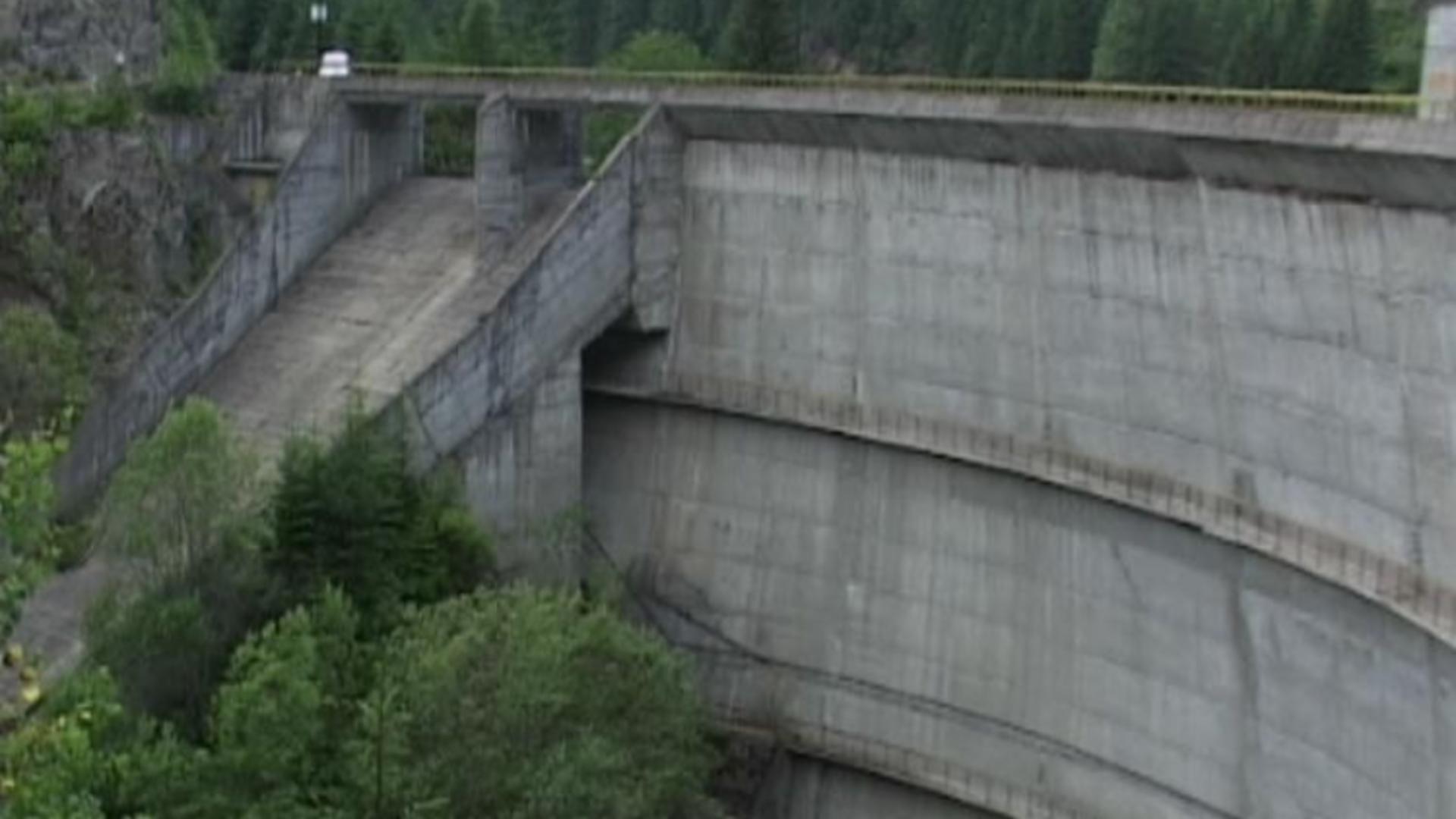 Barajul Somesul Rece