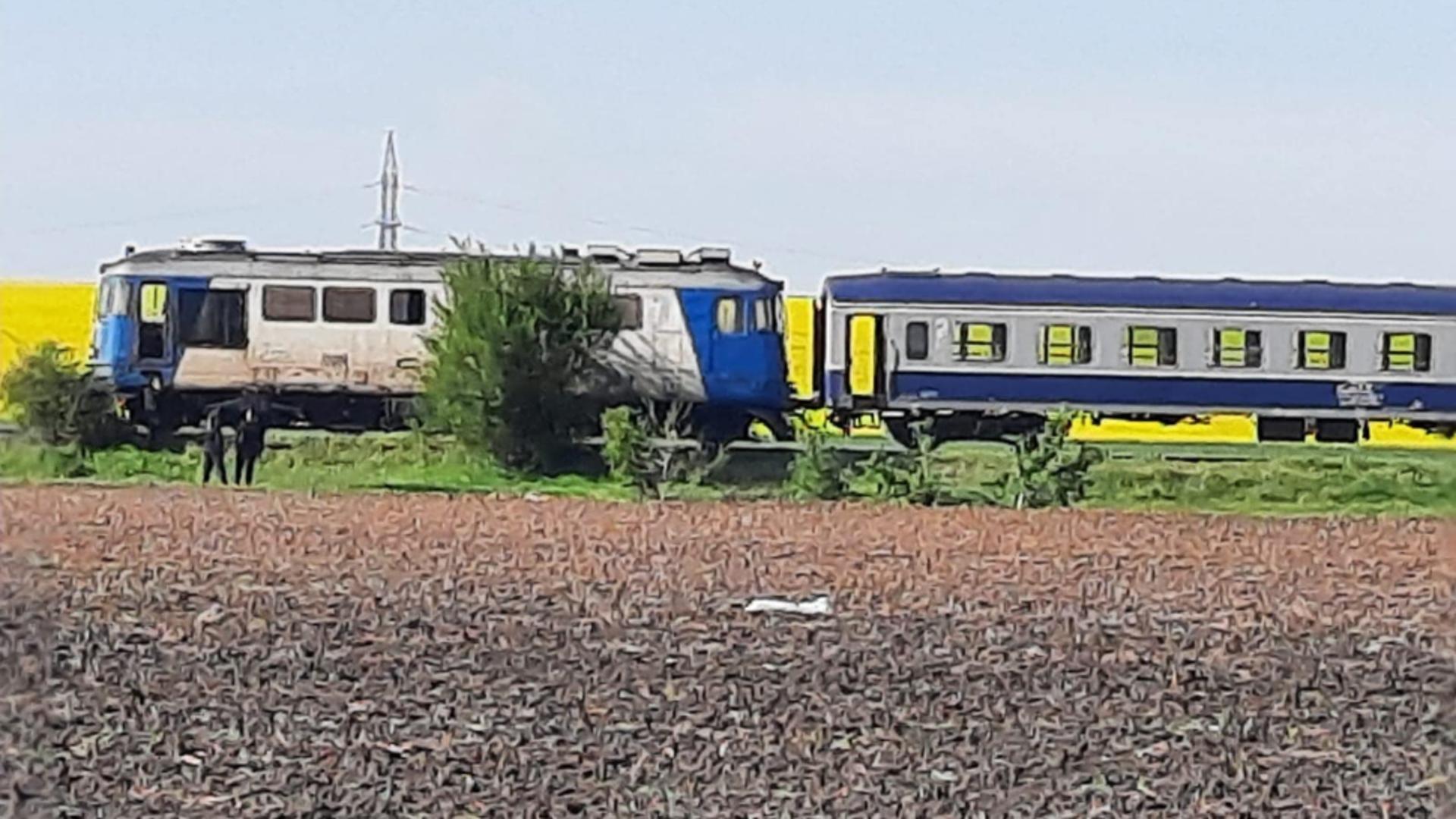 Incident tragic pe calea ferată (foto: Alexandria, Teleorman, România 2.0)