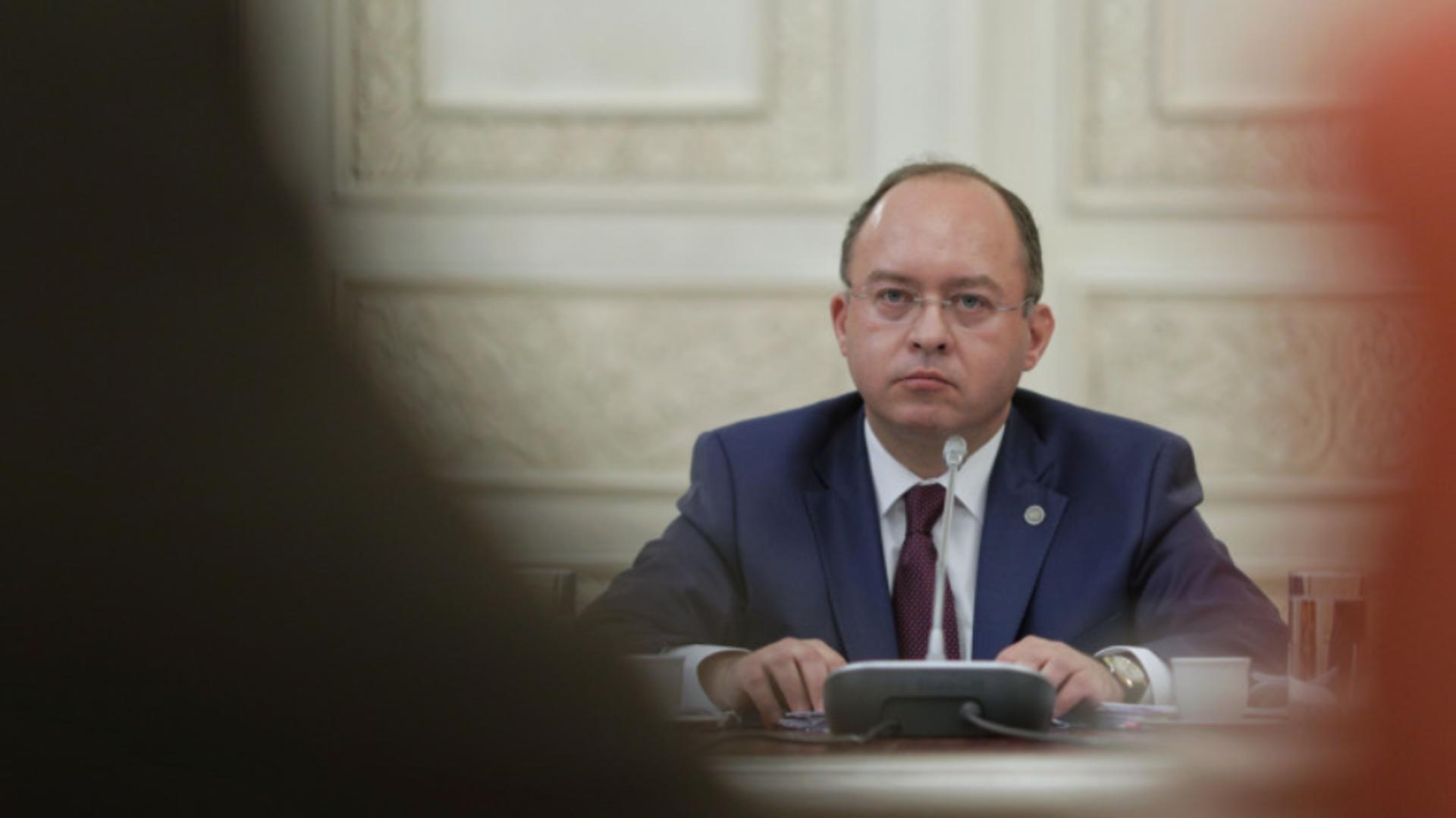 MAE condamnă deturnarea avionului la Minsk - Anunț despre prezența românilor la bord Foto:INQUAM/Octav Ganea