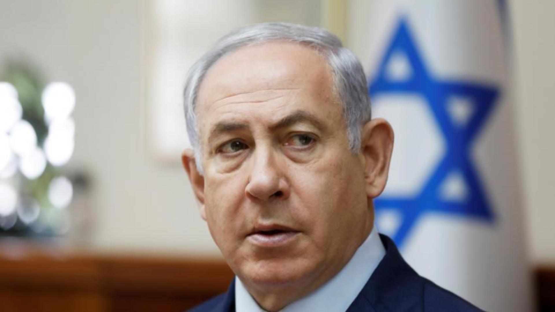 Premierul Netanyahu, RIPOSTĂ dură după atacul Hamas