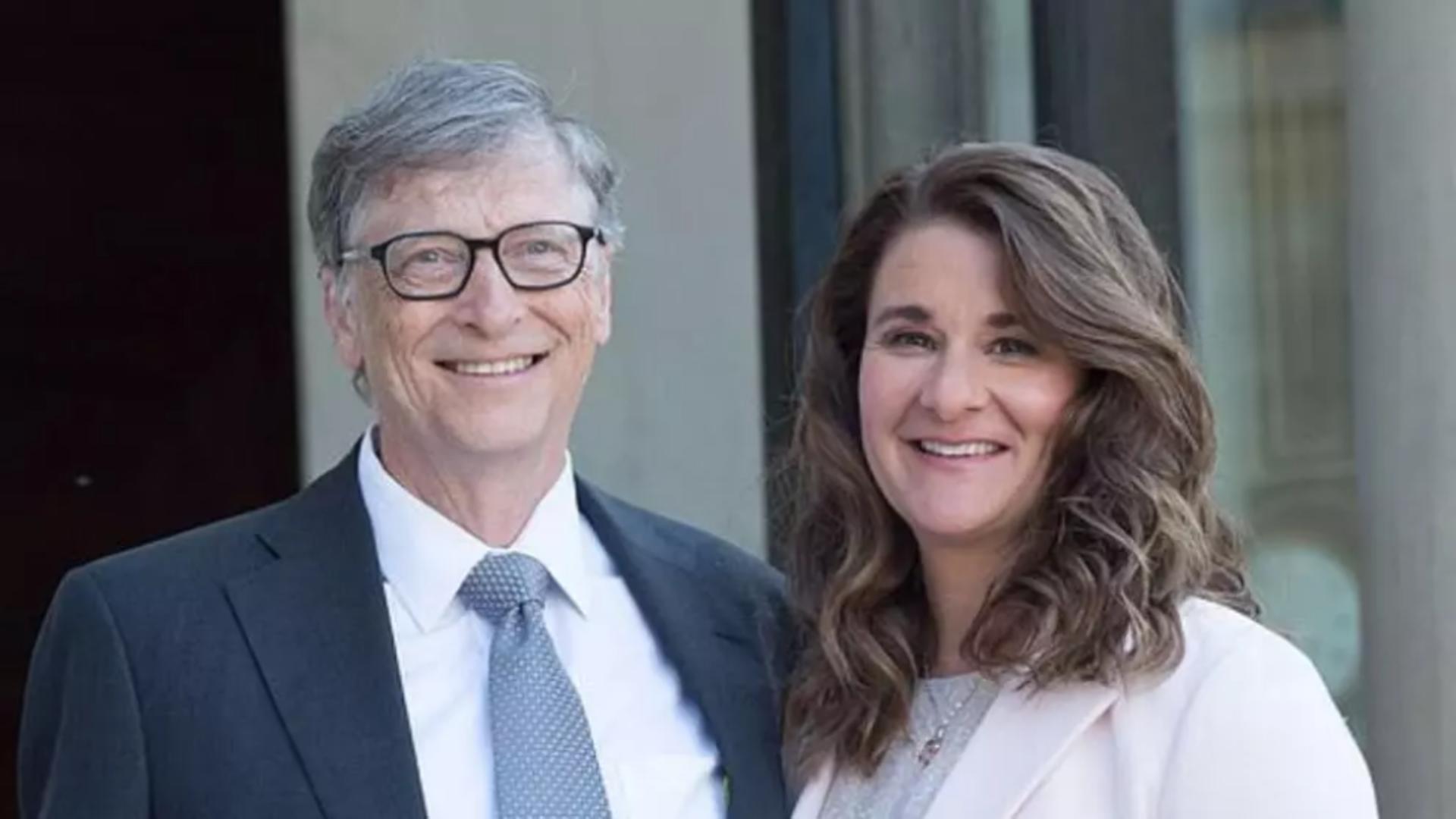 Bill și Melinda Gates divorțează după 27 de ani de căsnicie