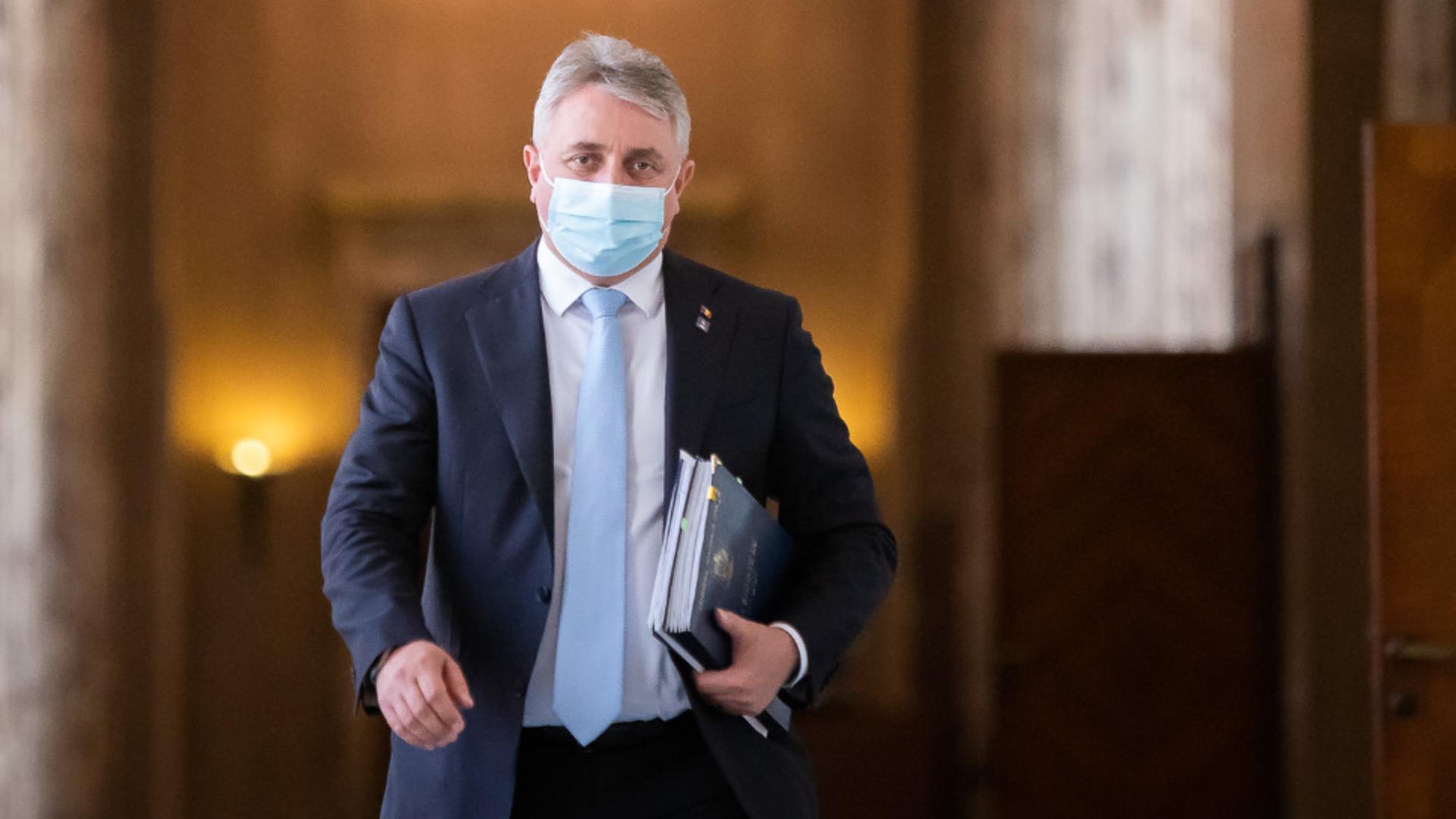 Lucian Bode - ministrul Afacerilor Interne