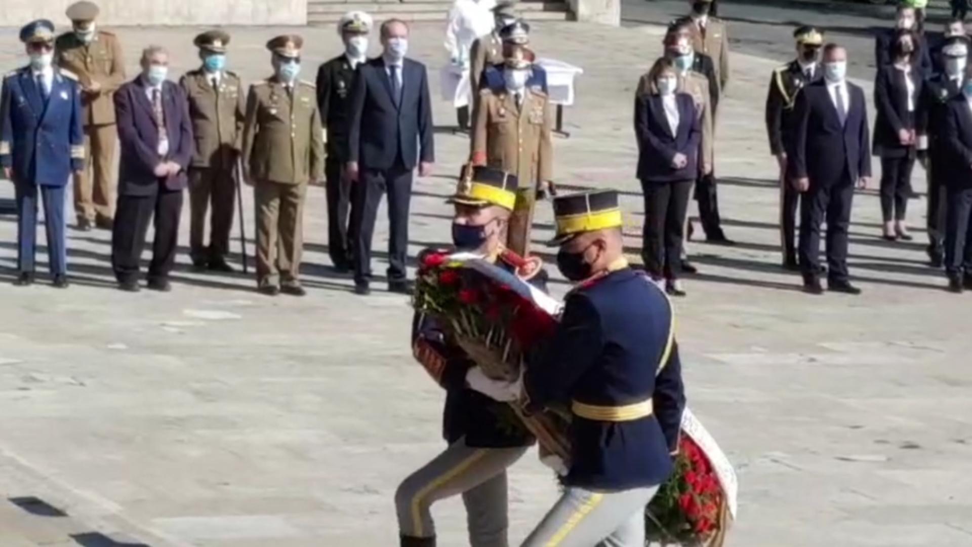 Ceremonie Ziua Europei