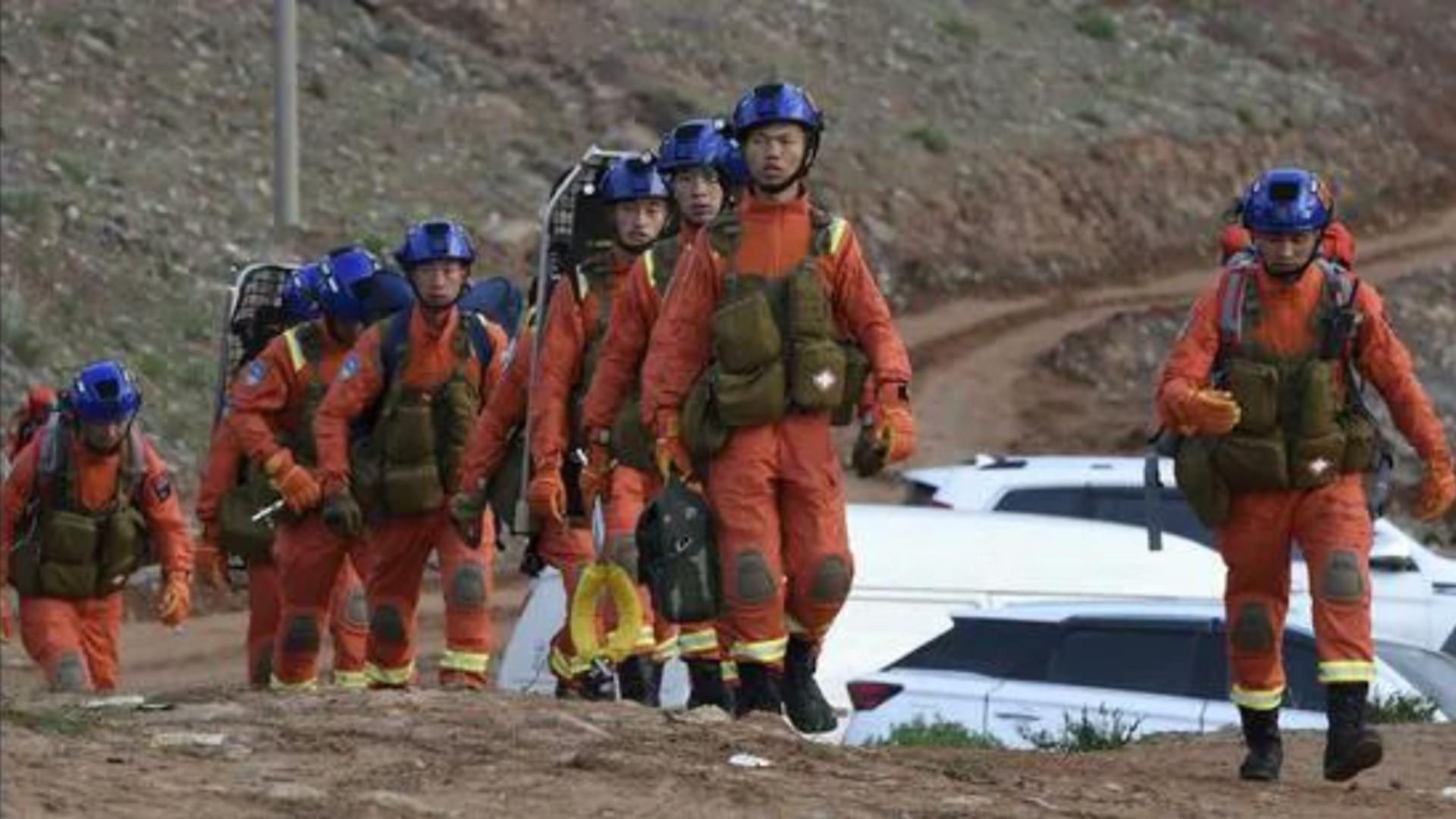 Tragedie în China: Peste 20 de sportivi au murit ÎNGHEȚAȚI la un ultramaraton după fenomene meteo extreme