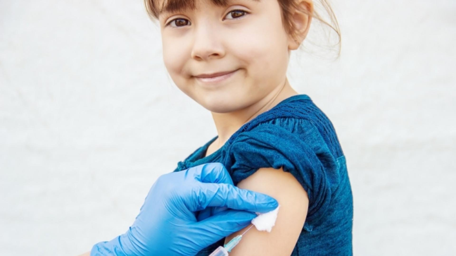 Date despre vaccinul anti-Covid pentru copii