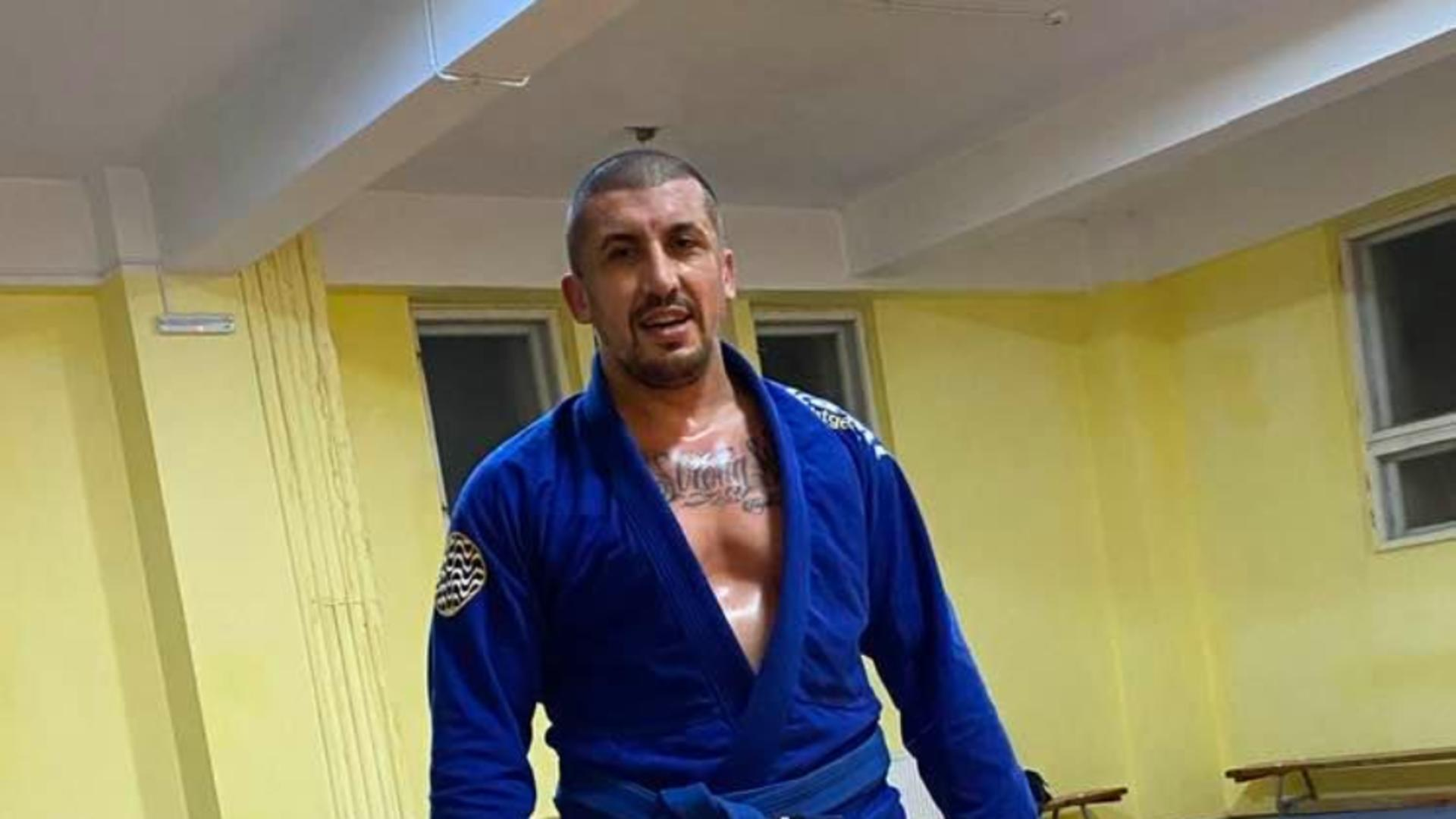 Cornel Mușat. Foto: Facebook
