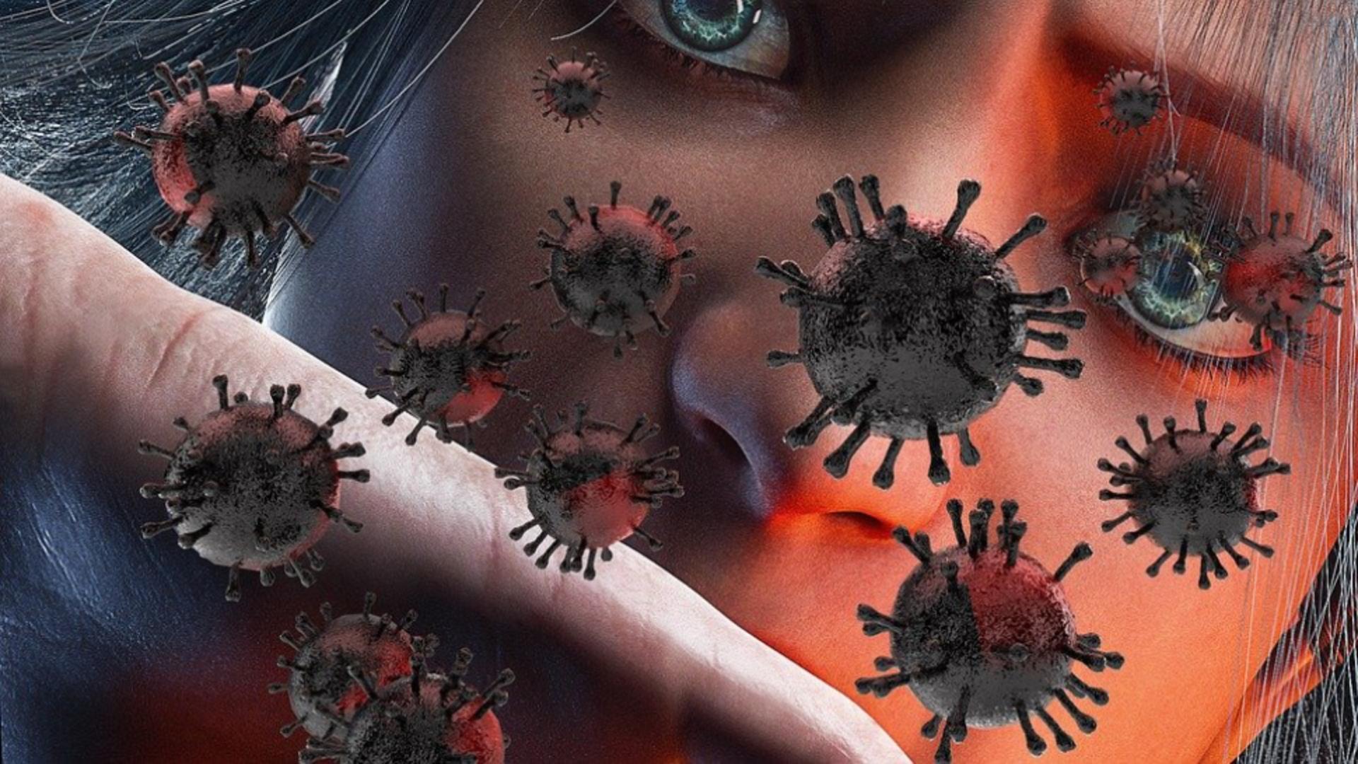 Simptomele neurologice cresc de 6 ori RISCUL de a muri după COVID-19 - Care sunt principalele semne
