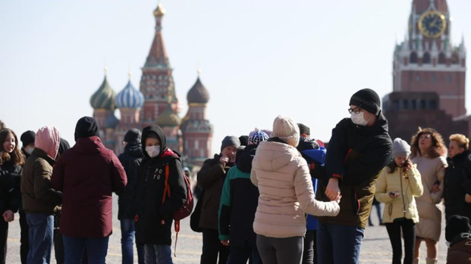 Rusia, în alertă după creșterea alarmantă a infectărilor COVID-19 - Urmează al patrulea val