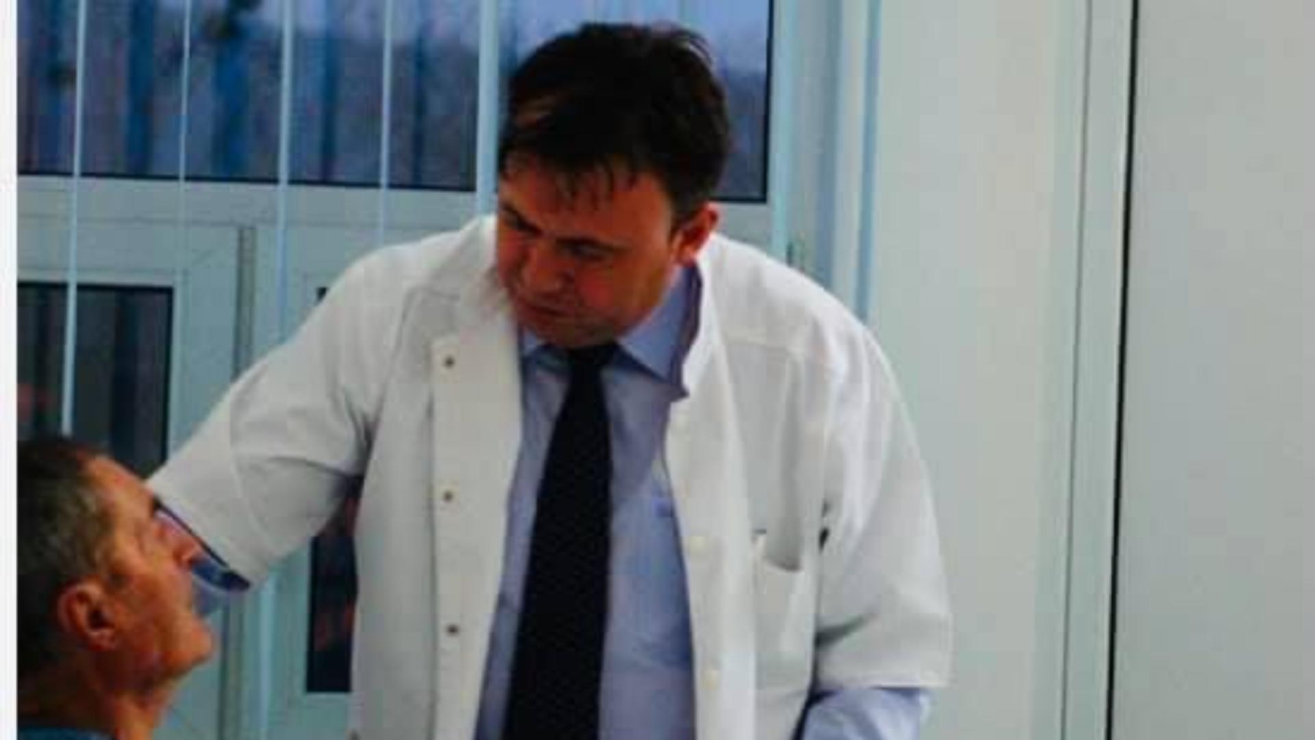 Medicul Nelu Tătaru, fost ministru al Sănătății