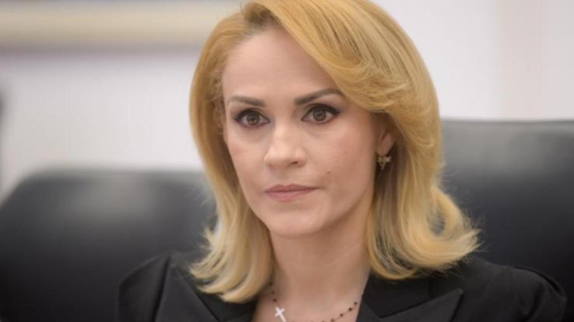 Gabriela Firea, critici dure pentru Guvern - Ce spune despre Florin Cîțu și țintele vaccinării Foto: INQUAM