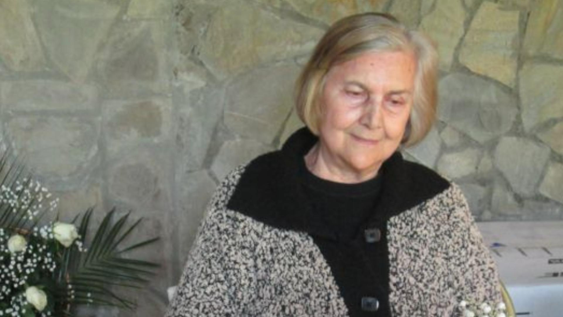 """A murit scriitoarea Ileana Vulpescu, autoarea romanului best-seller """"Arta conversației"""""""