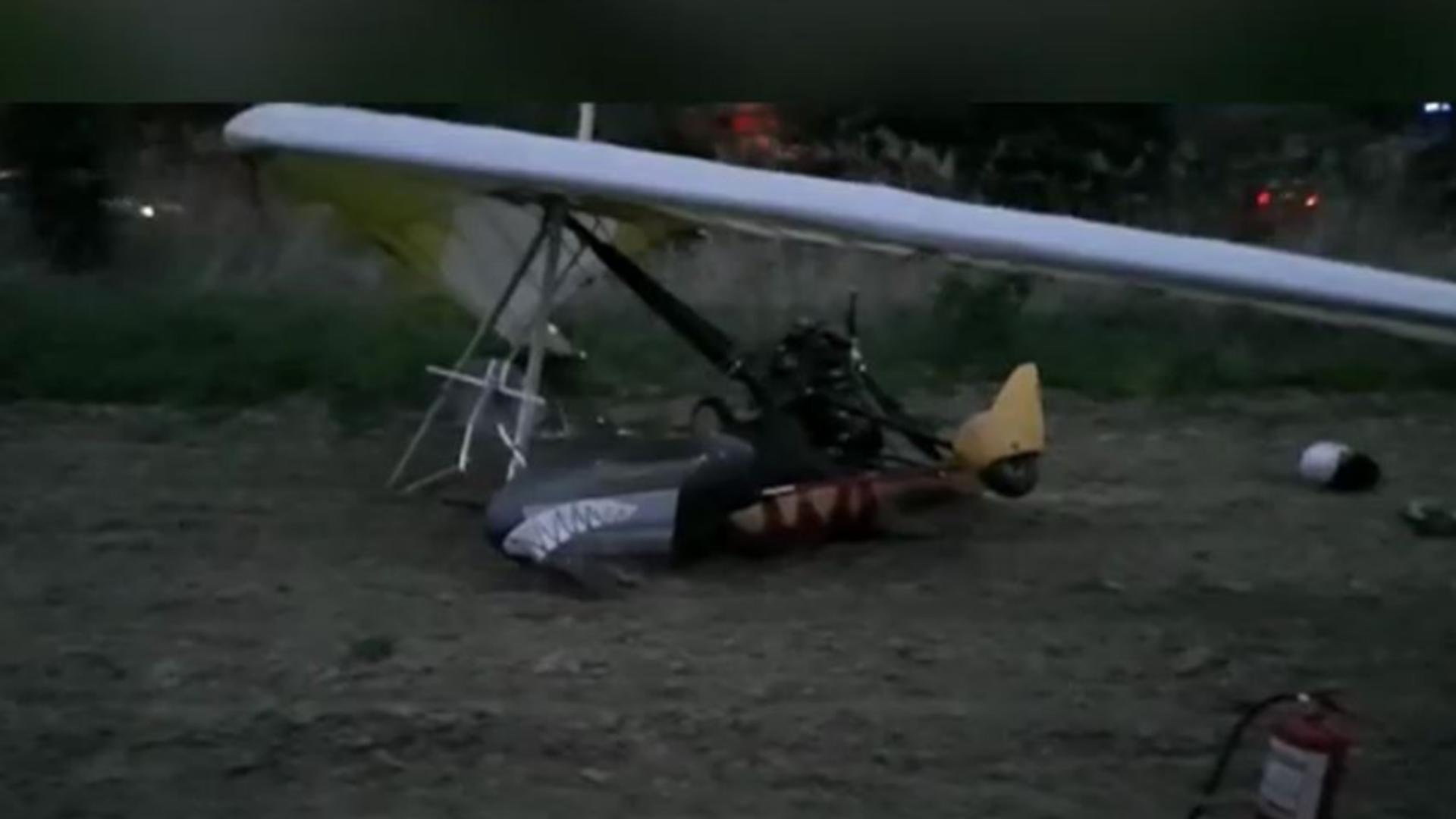 Incident aviatic