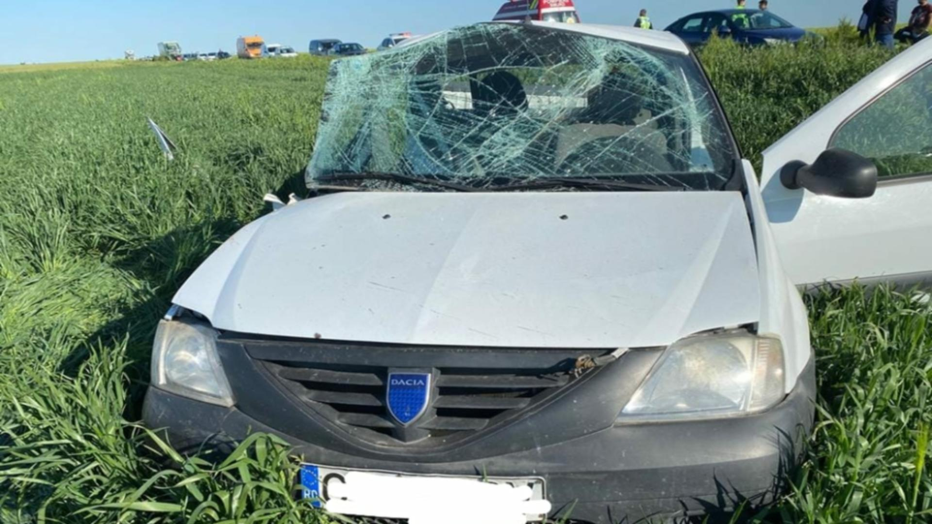 Accident Constanța