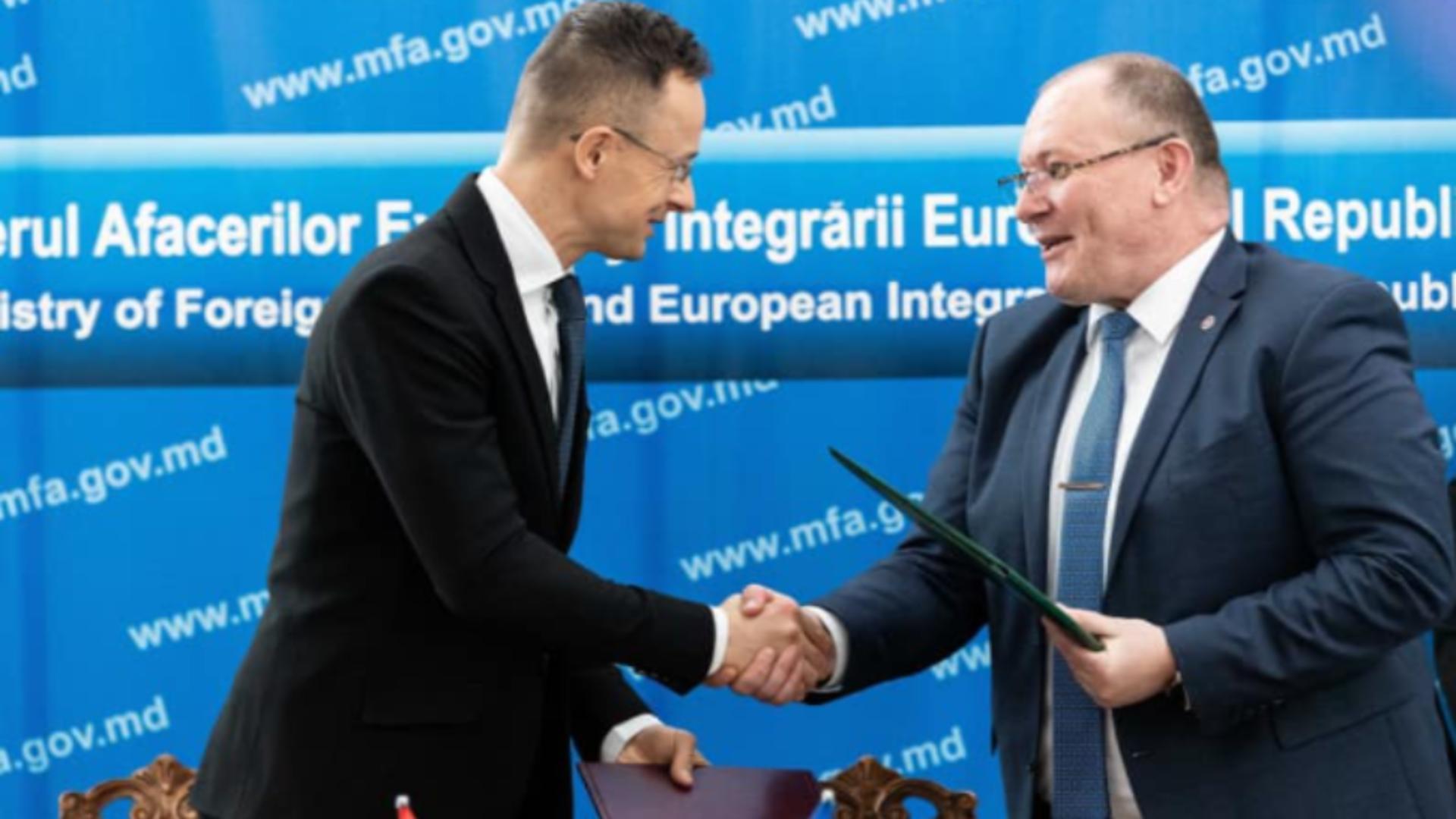 Peter Szijjarto, şeful diplomaţiei de la Budapesta / Foto: Facebook