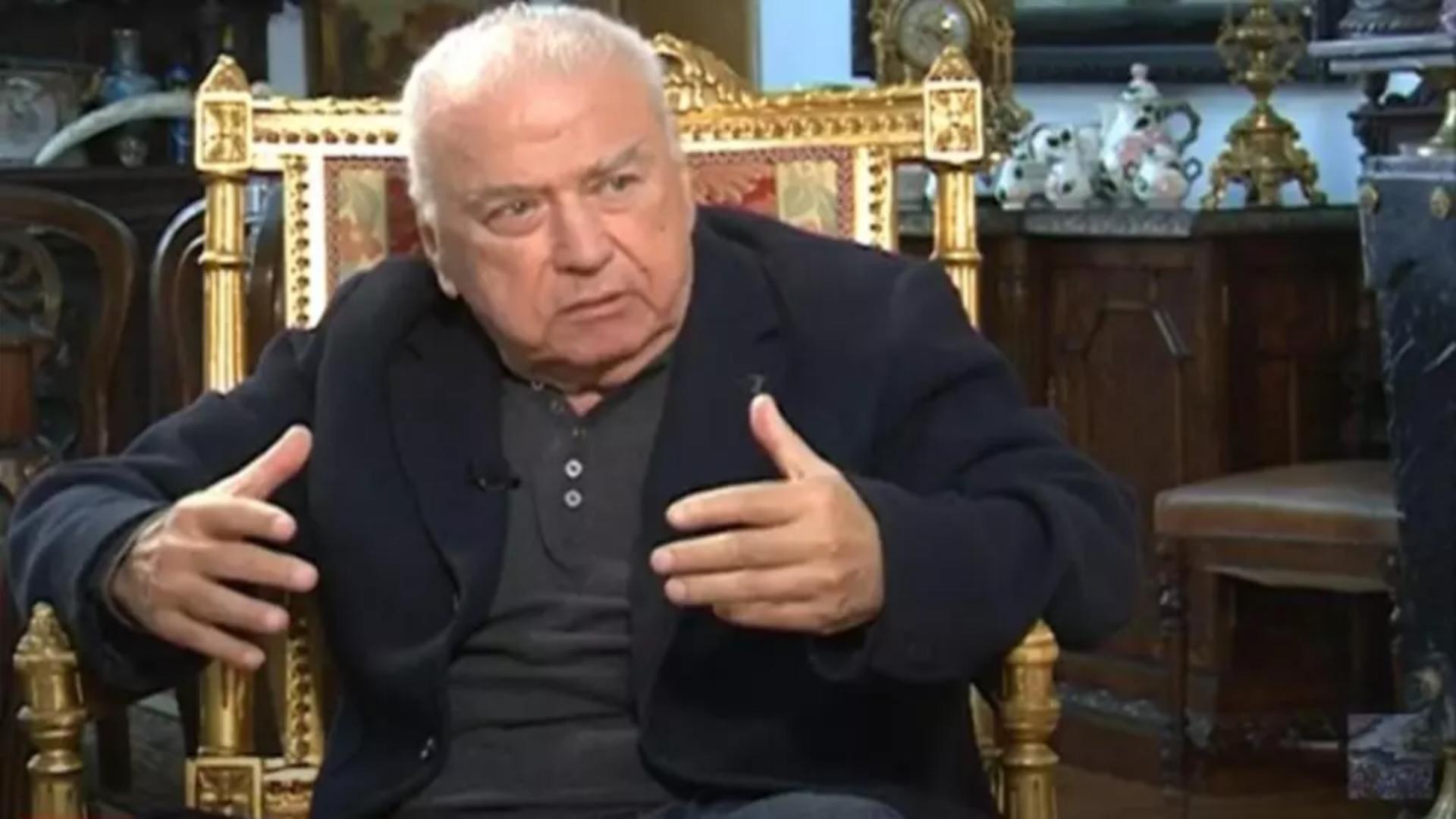 Ioan Talpeș, fost șef SIE