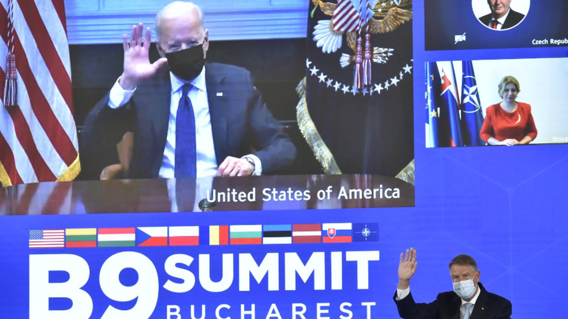 Summitul NATO de la Bucuresti