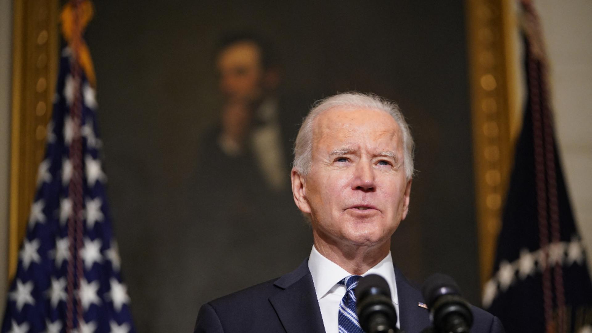 Obiectivul CURAJOS al președintelui Biden: 70% vaccinați cu o doză anti-COVID până la Ziua Națională