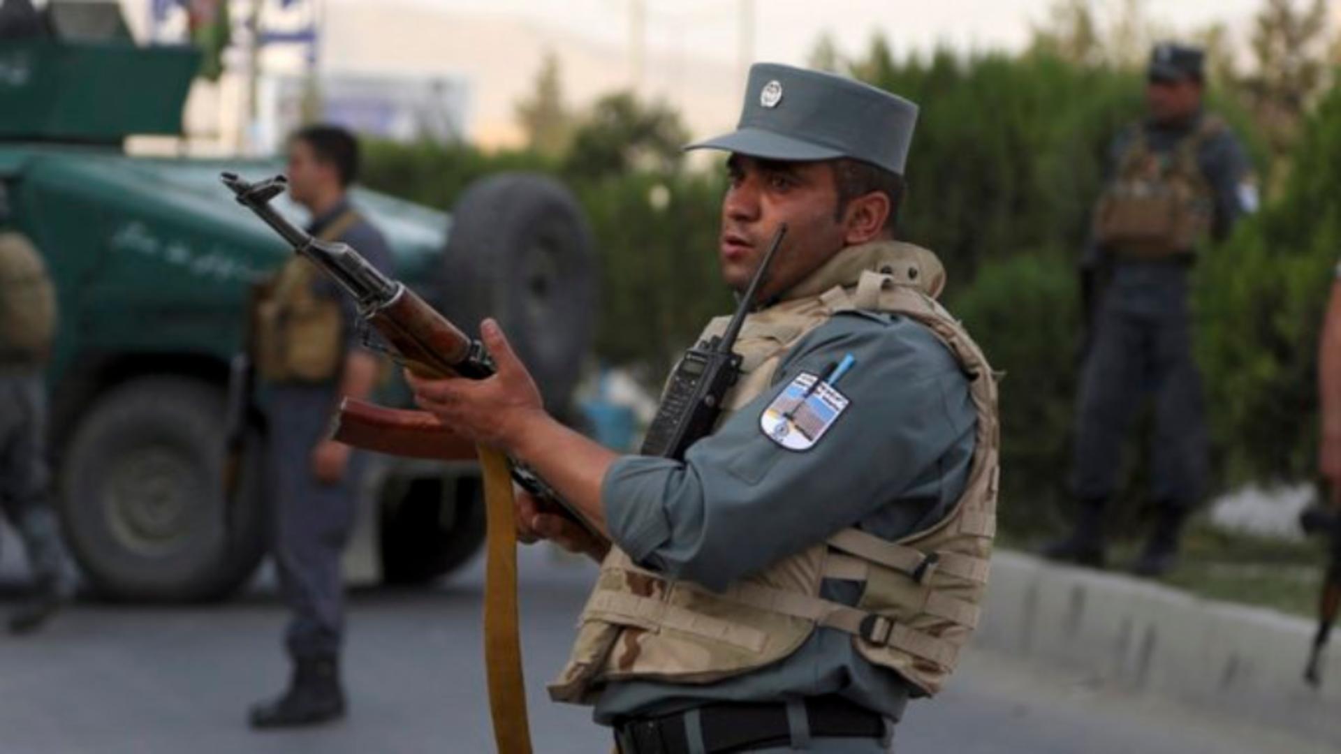 Atac la Kabul