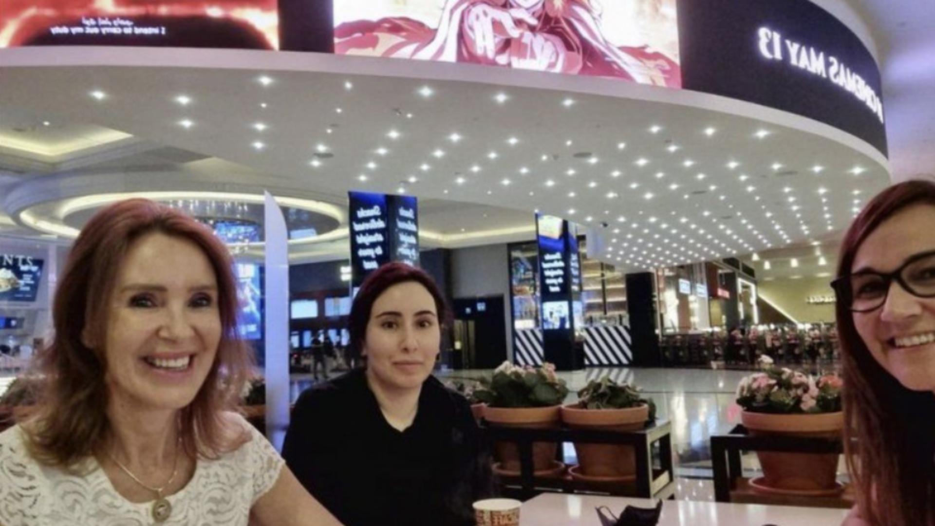 Fotografii misterioase publicate cu prințesa Latifa, fiica emirului din Dubai, dată dispărută din februarie