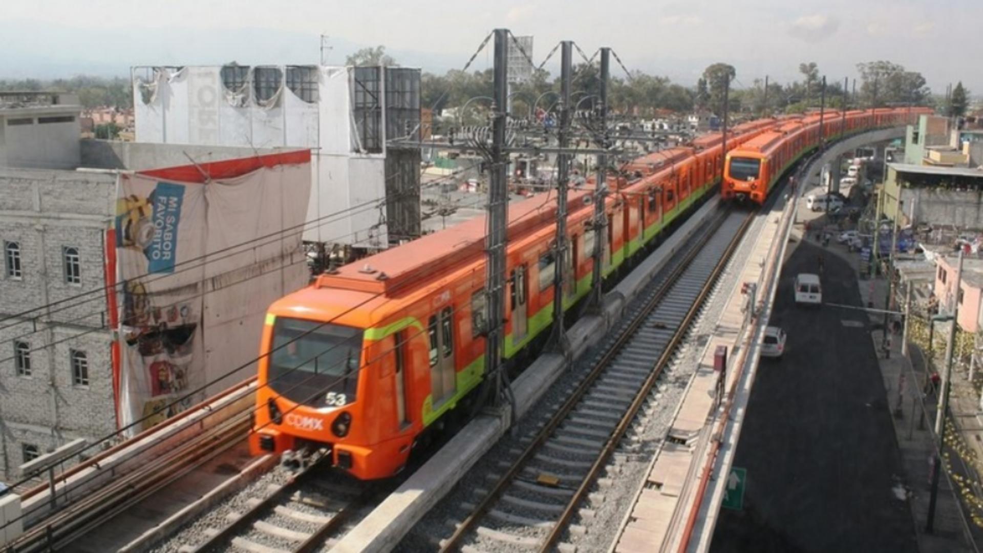 Un tunel de metrou s-a prăbușit peste o șosea, în Mexico City