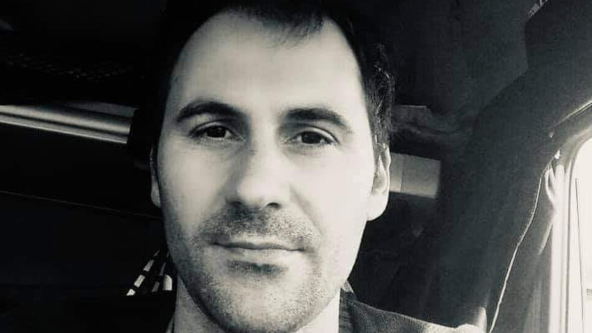 Mihai Spătaru, șoferul de TIR ucis într-o parcare în Franța. Trupul neînsuflețit - repatriat Foto: Facebook