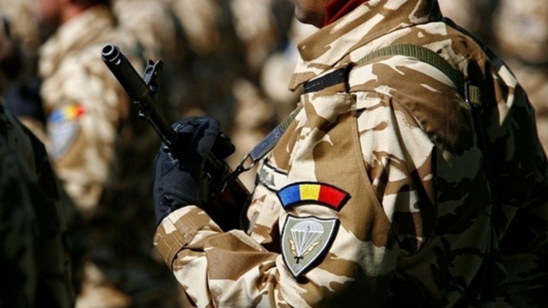 Militarii români din Afganistan se reîntorc în țară