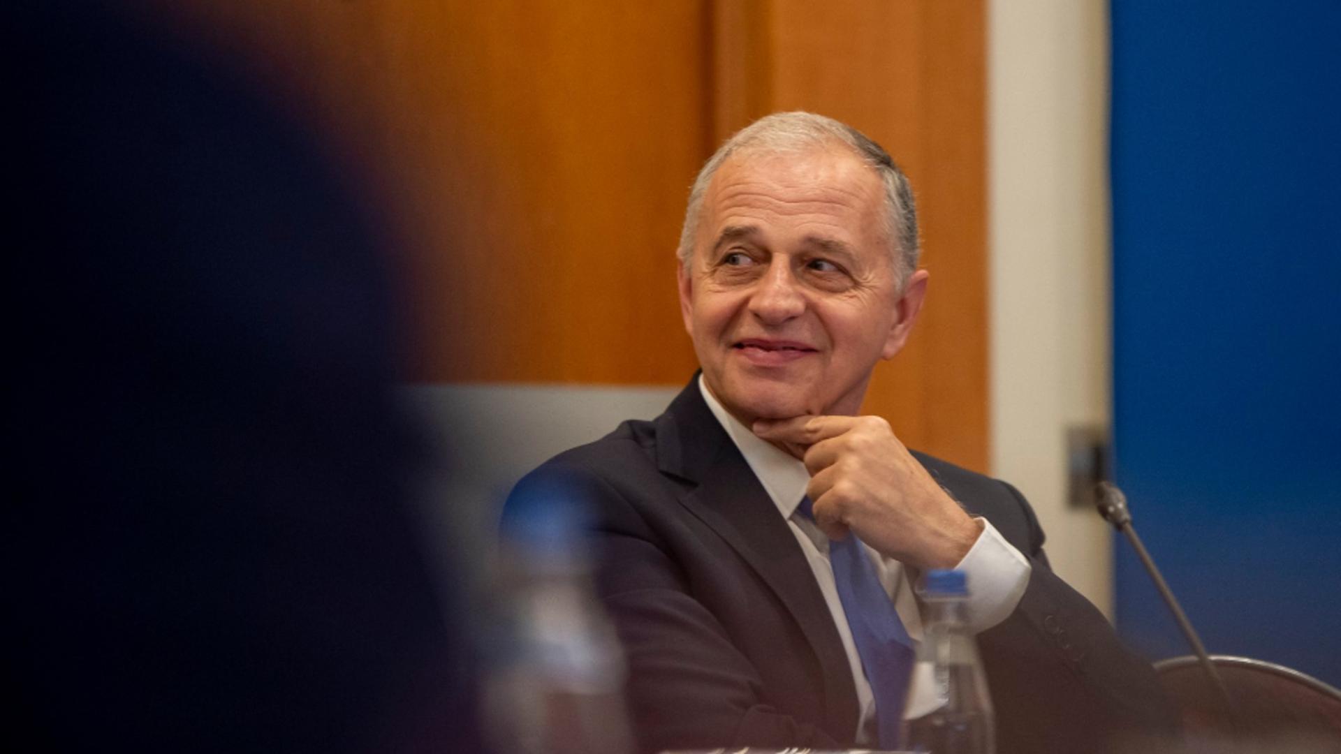 Mircea Geoană, în mijlocul unui scandal legat de trecutul său politic. Foto/Facebook