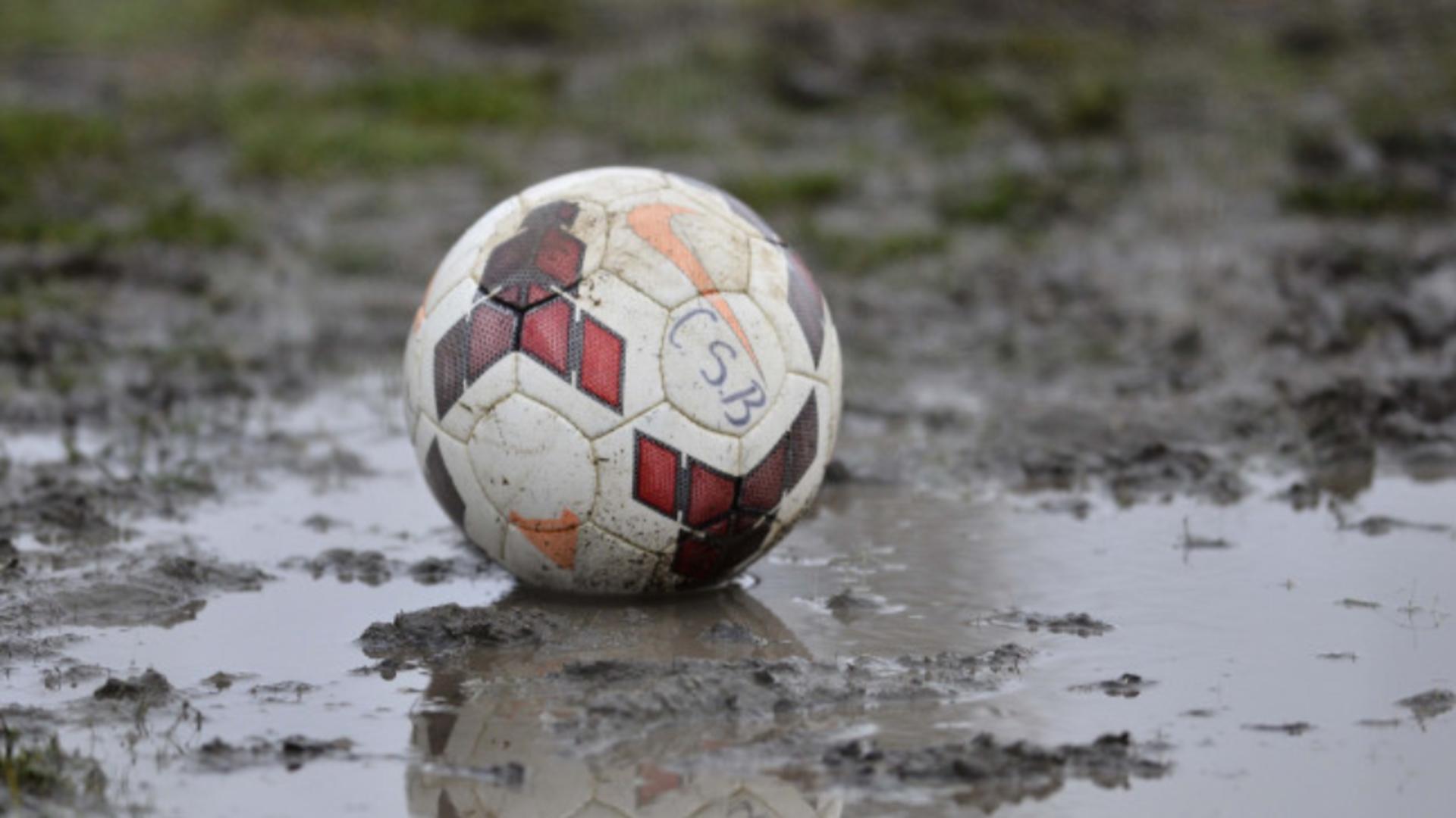 Fotbal românesc în mocirlă