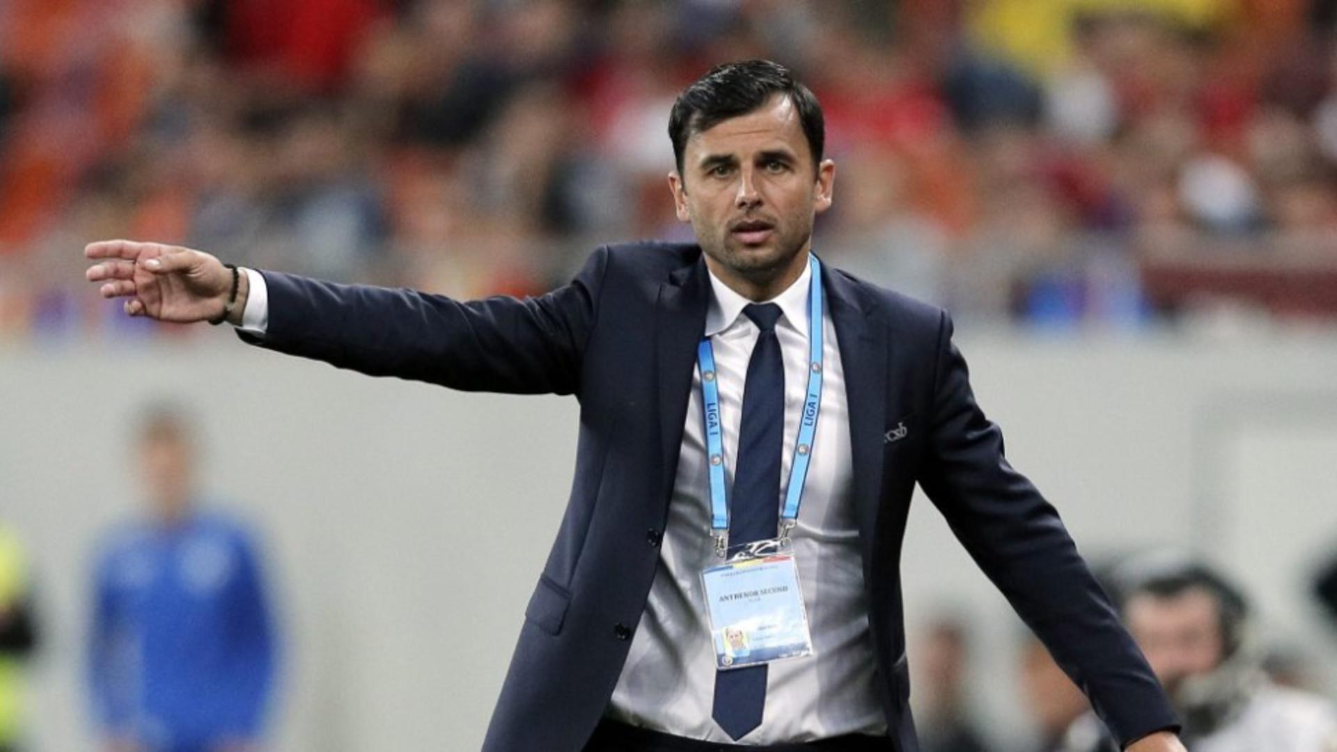 Nicolae Dică, antrenorul secund al Naționalei României