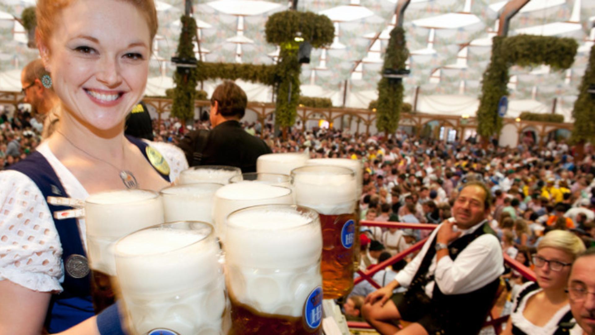 Germania ANULEAZĂ, pentru la doilea an, festivalul de bere Oktoberfest, din cauza coronavirusului