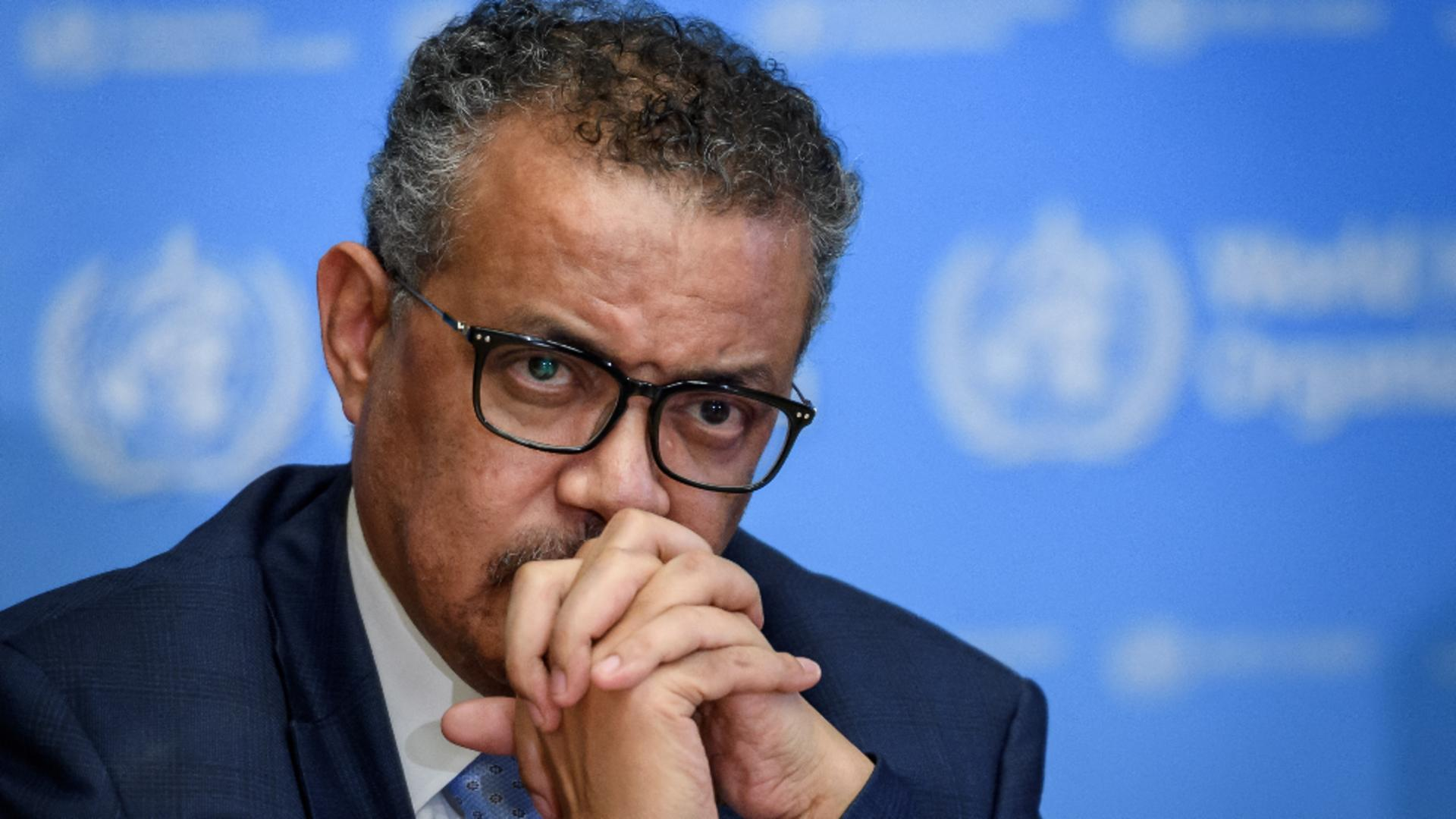 Tedros Adhanom Ghebreyesus, directorul OMS