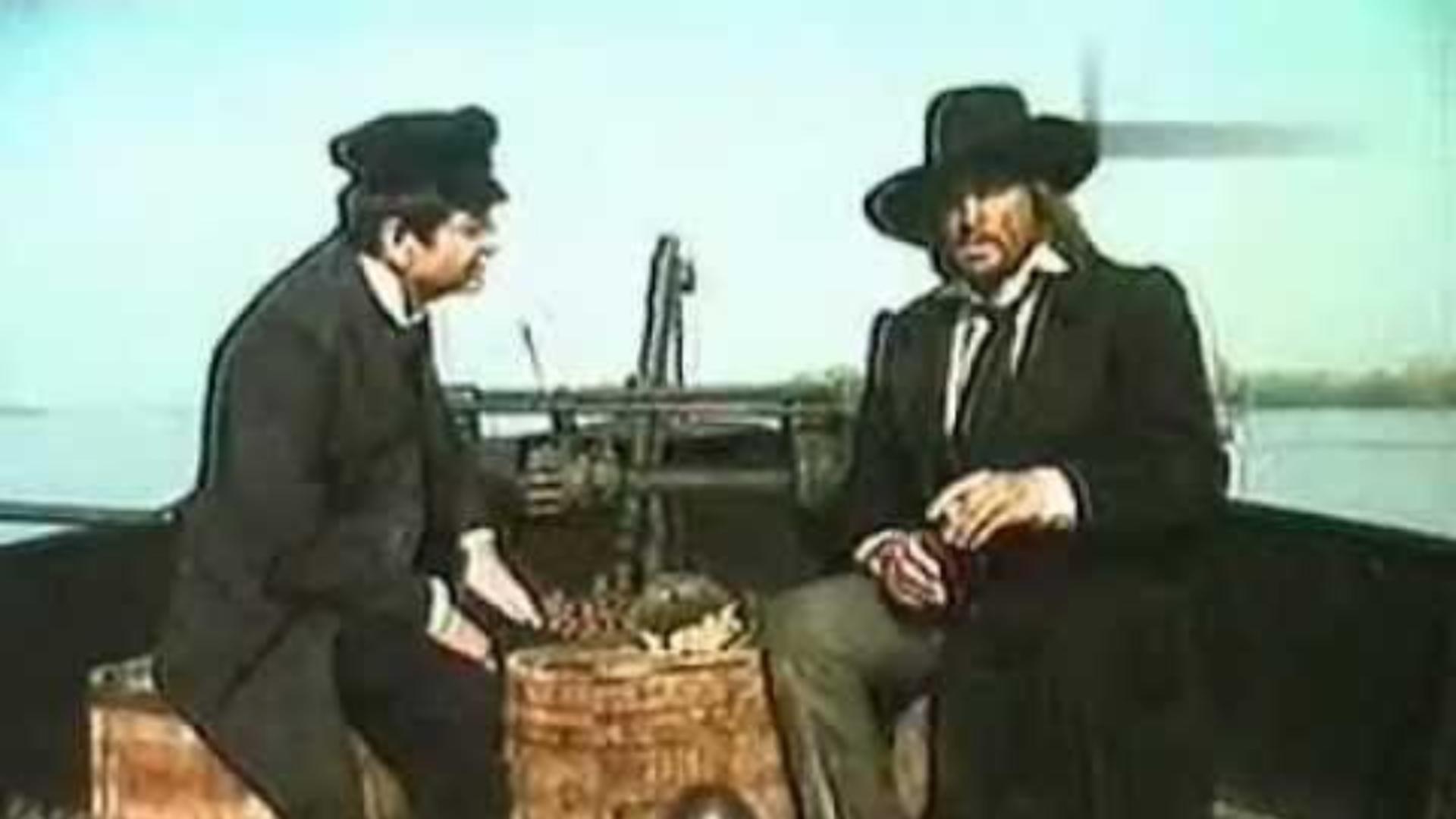 Florin Piersic și Ion Dichiseanu