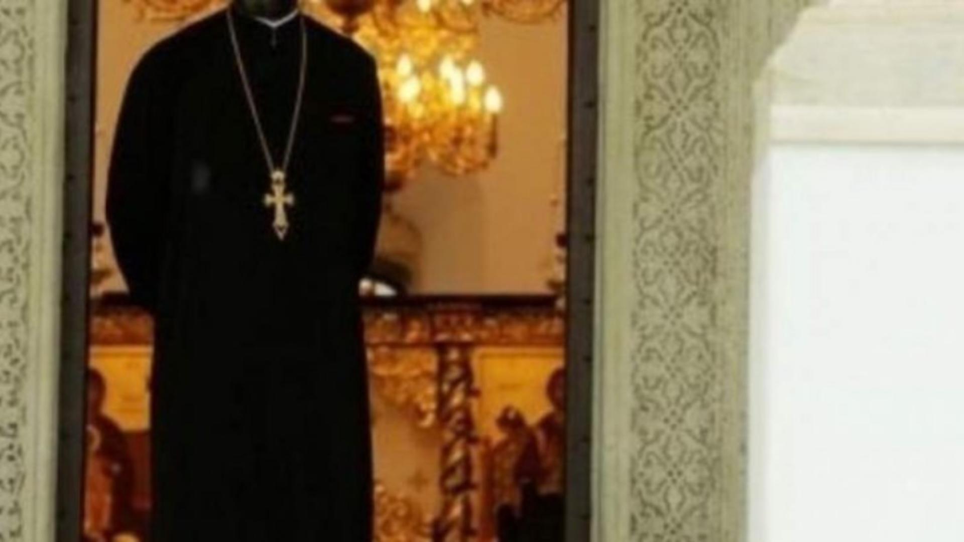 Un preot din Iași a fost prins conducând cu 99 km/h în localitate
