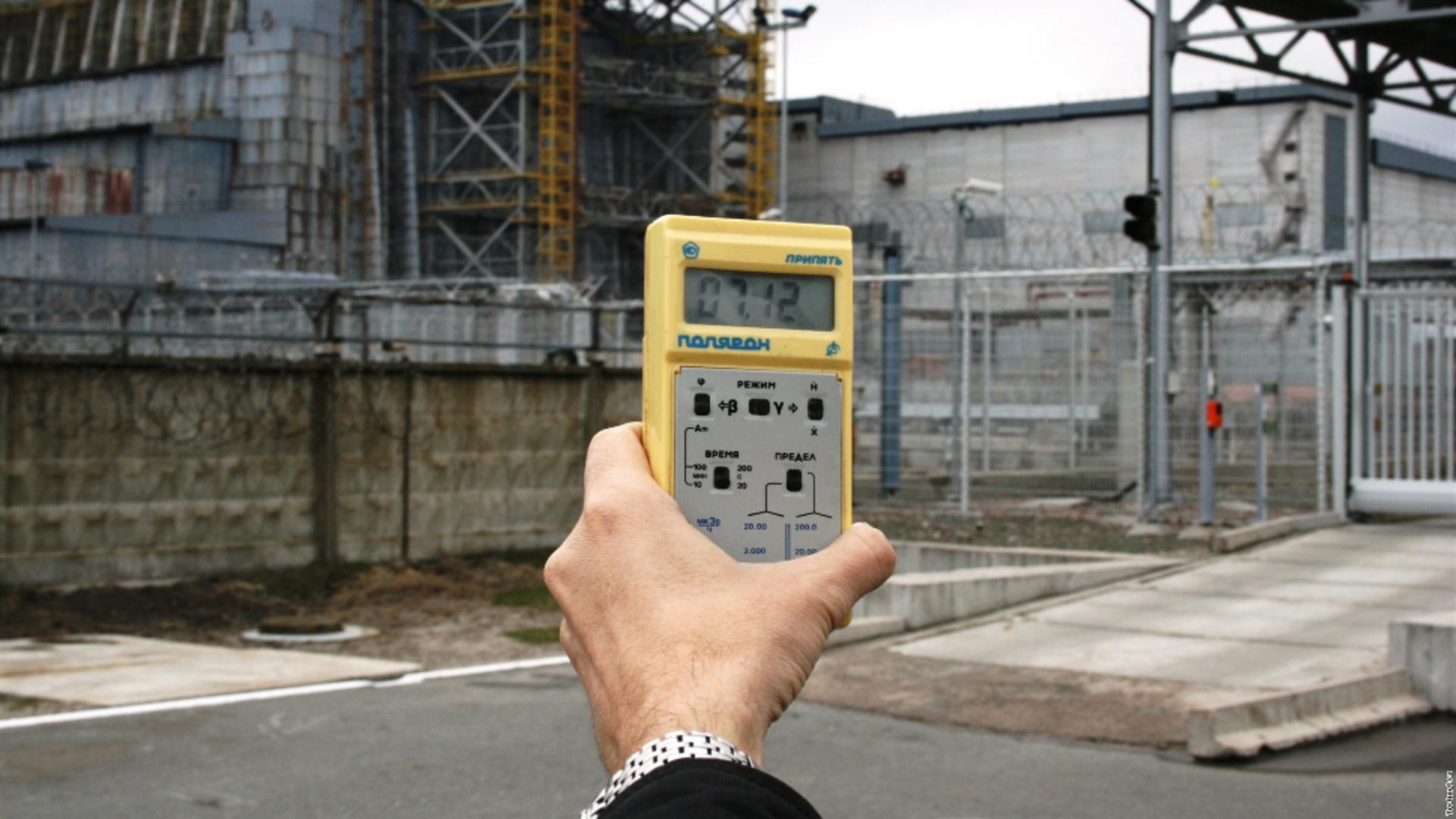 Reactor Cernobîl / Foto: Profi Media, Matous Laznovsky / iDNES.cz
