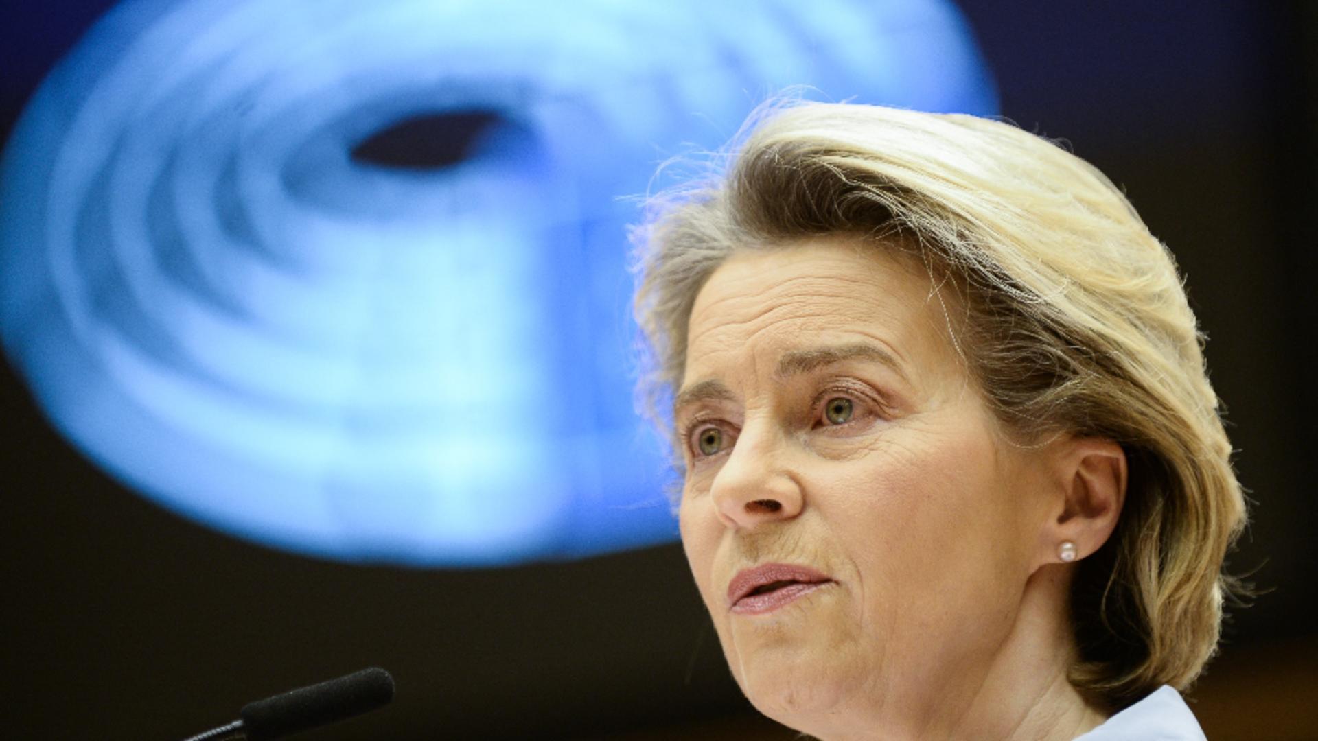 Ursula von der Leyen/sursa foto: Profi Media