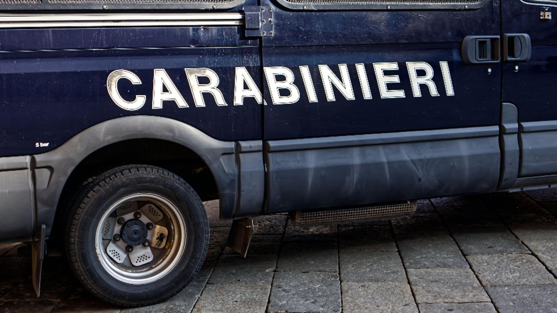 Poliția italiană