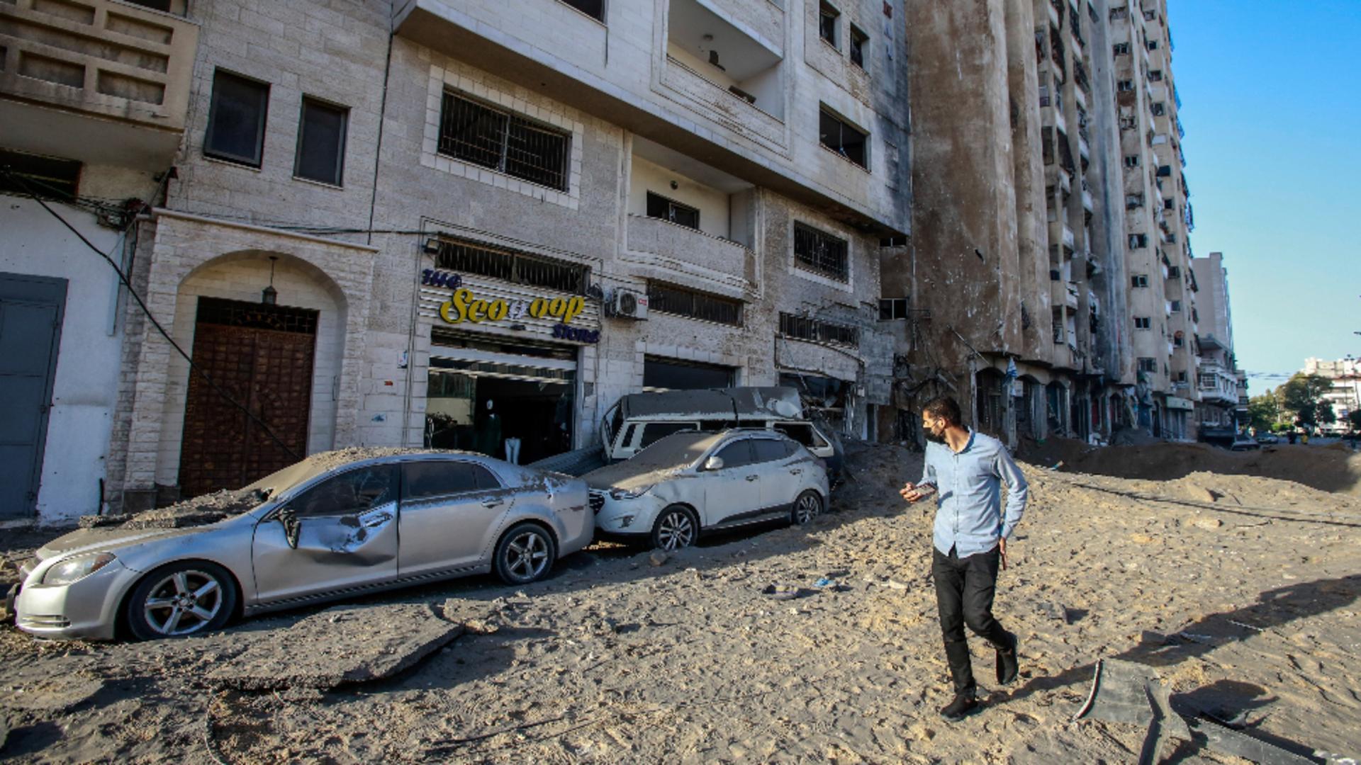 Israelul şi mişcarea islamistă Hamas se îndreaptă spre un război la scară mare / Foto: Profi Media