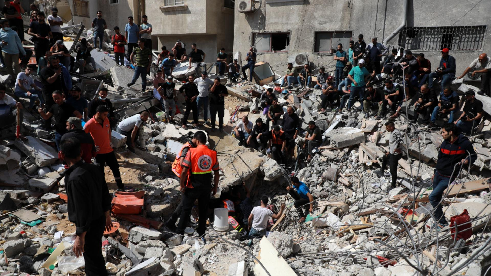 Violențe israeliano-palestiniene / Foto: Profi Media