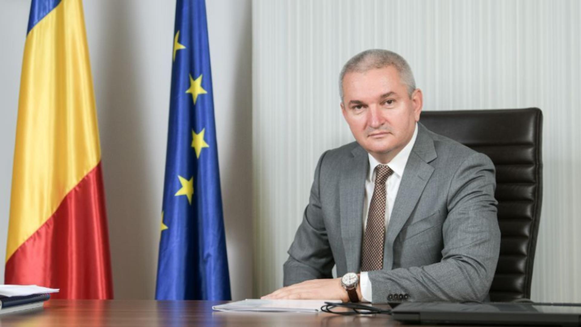 Nicu Marcu - președinte ASF
