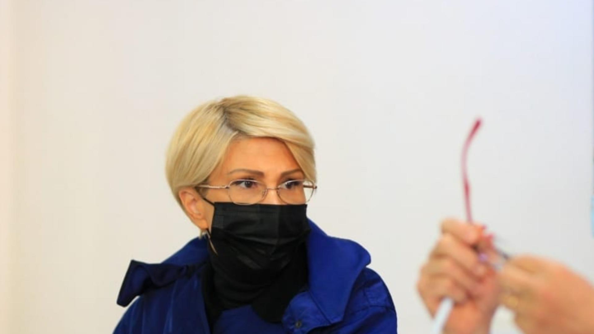 Raluca Turcan, ministrul Muncii și Protecției Sociale
