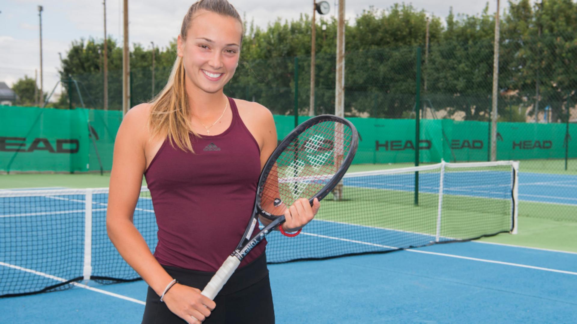 """""""Țeapa"""" primită de o tenismenă la un turneu ITF! Cum au """"fentat-o"""" organizatorii"""