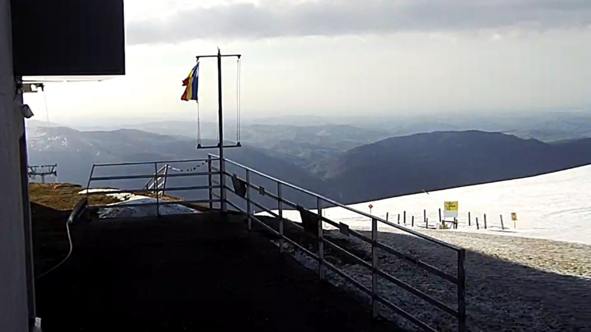 Sezonul de schi a fost declarat încheiat la Sinaia din cauza unor defecțiuni tehnice