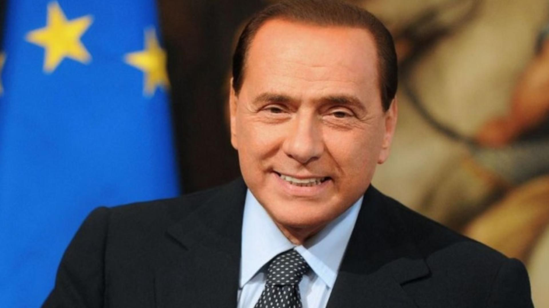 Silvio Berlusconi, din nou în spital! Cât de grave sunt sechelele după infectarea COVID-19 Foto: Facebook.com