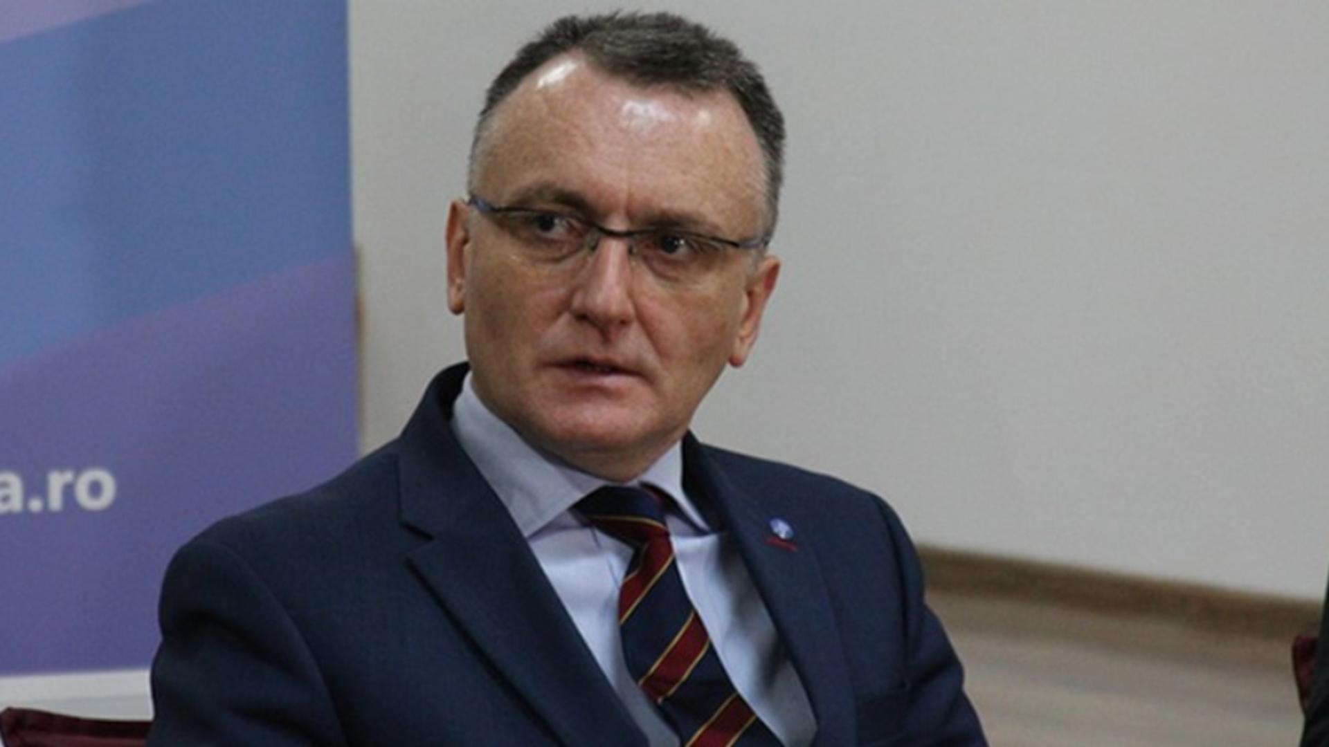 Sorin Cîmpeanu cere raportarea numărului profesorilor vaccinați împotriva COVID-19 Foto: INQUAM