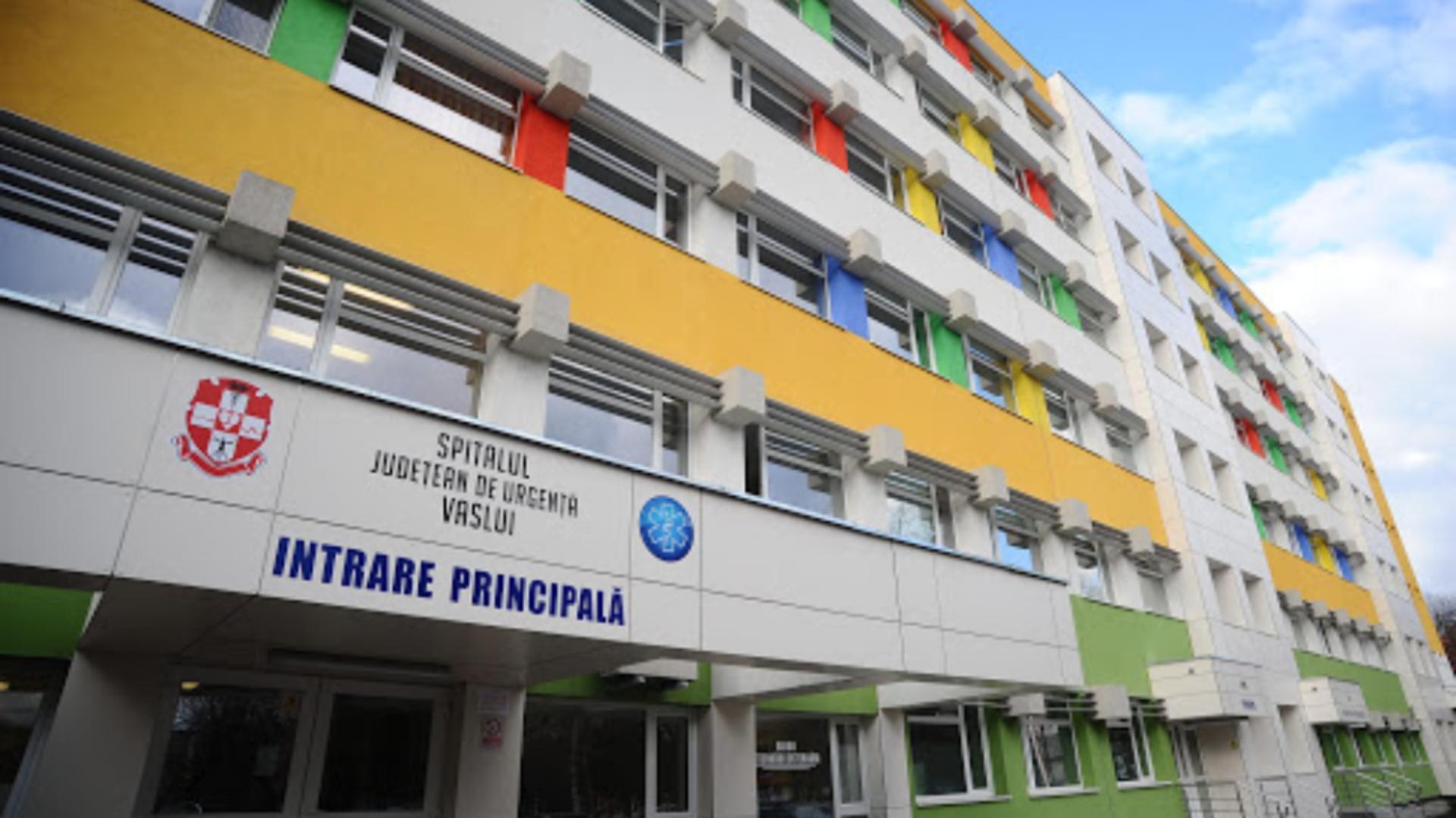 Spitalul de Urgență Vaslui