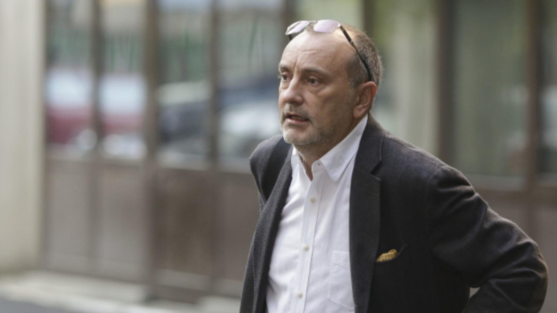 Sorin Strutinsky, dat în urmărire internațională, este în Italia. Când va fi extrădat milionarul lui Radu Mazăre Foto: INQUAM/Octav Ganea