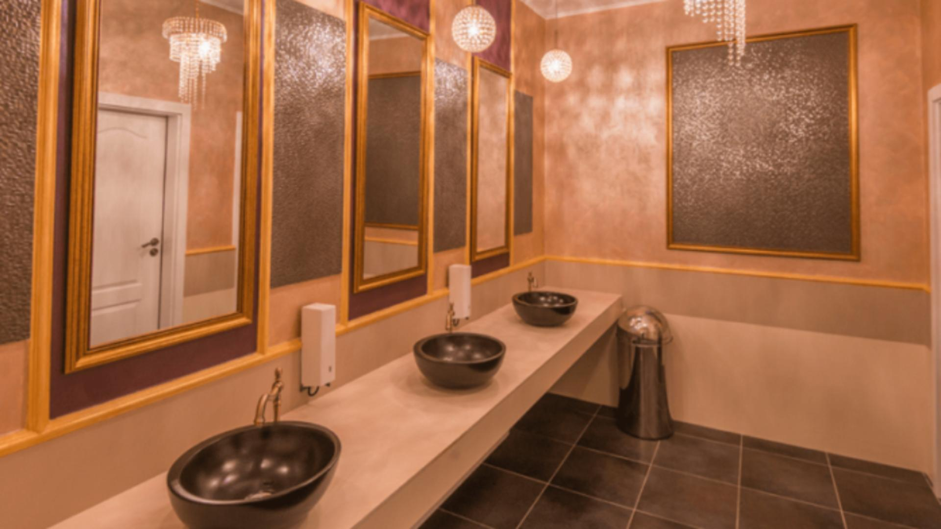 Toalete BNR