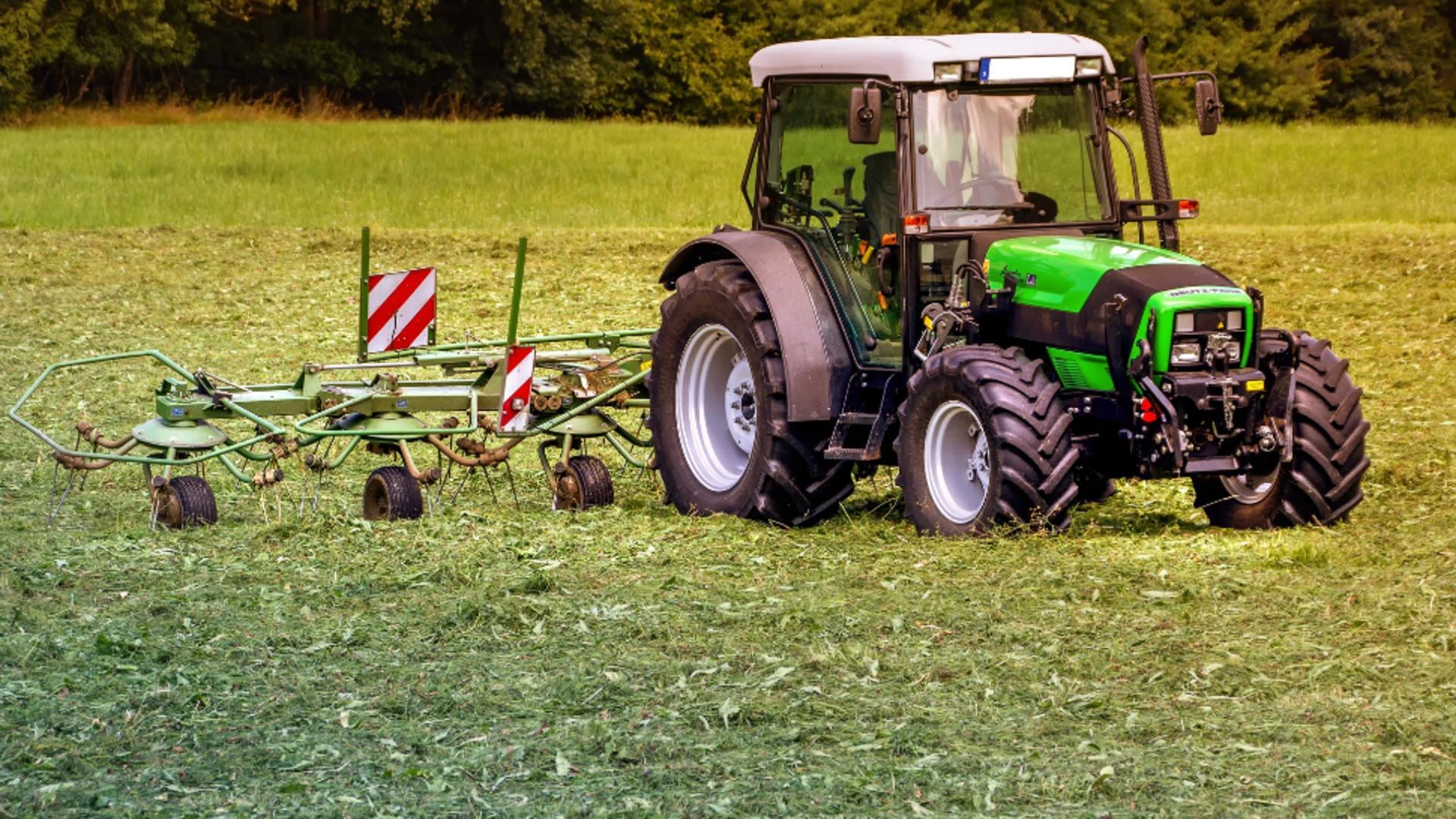 Protestul fermierilor - sursa foto: pixabay