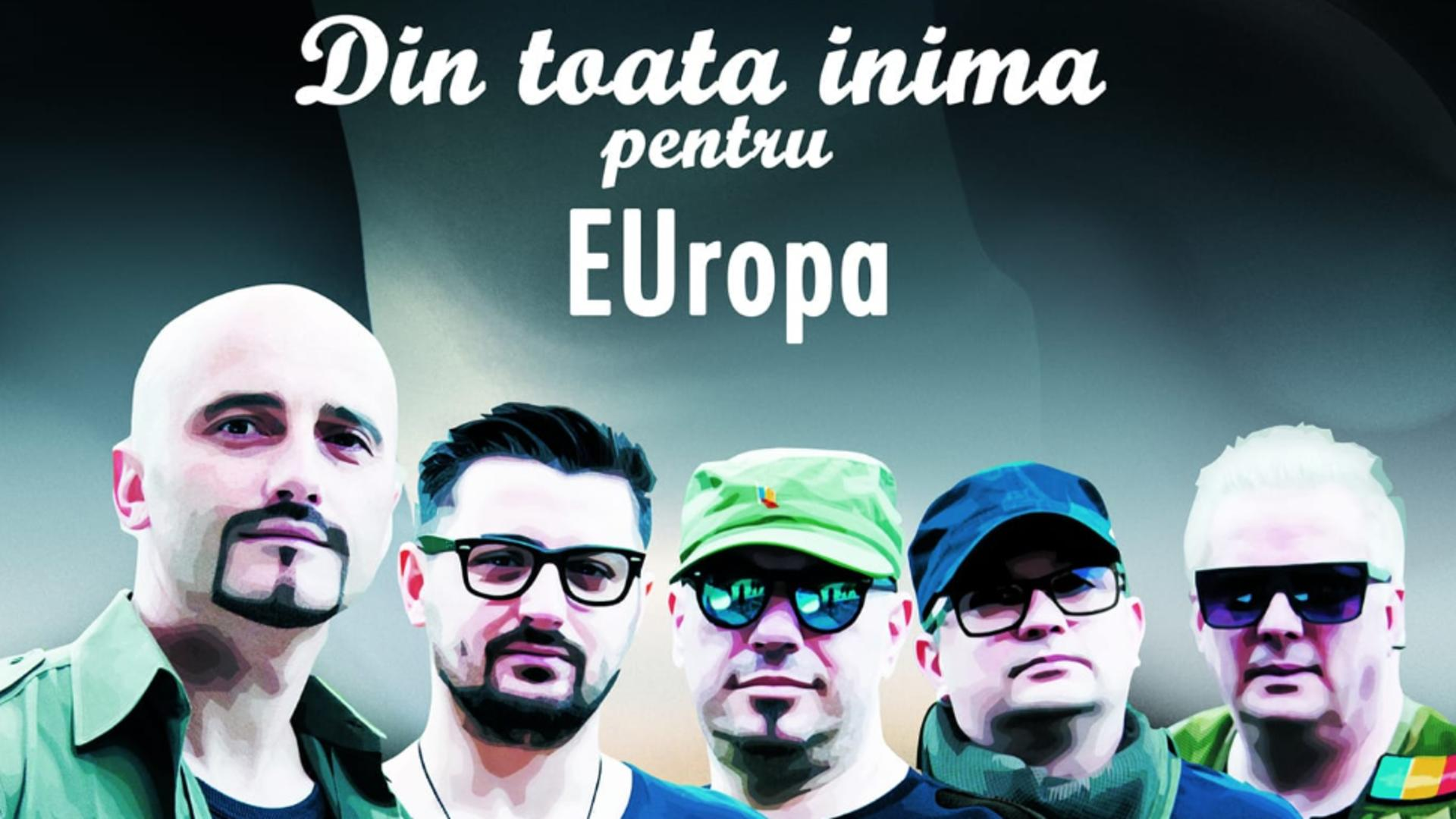 Afisul concertului online Voltaj (sursa: FB/Voltaj)